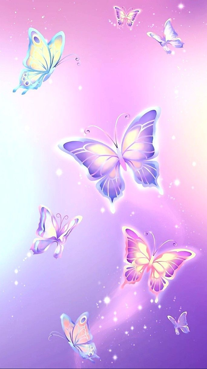 Pastel Butterfly Wallpapers - Wallpaper Cave