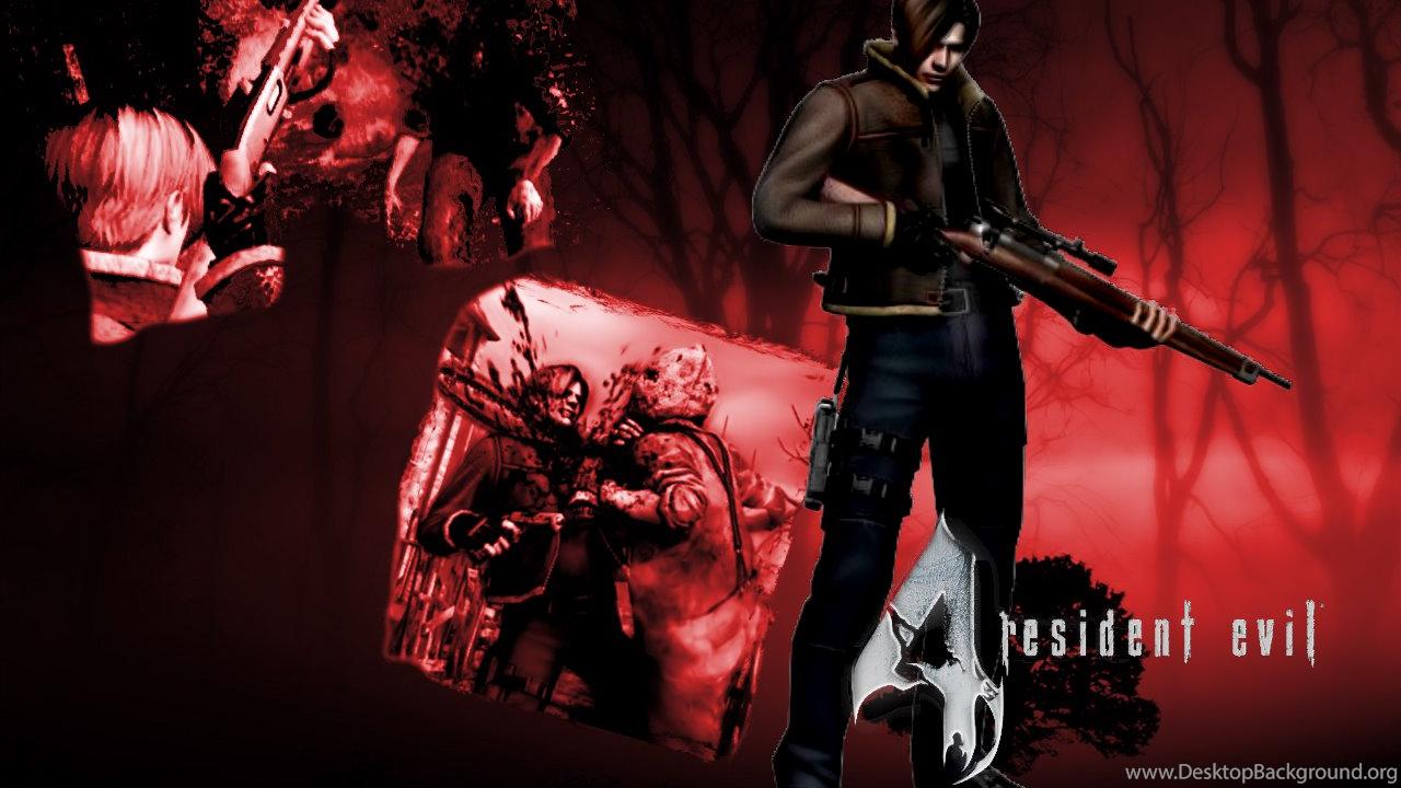 Resident Evil 4 Desktop Wallpapers Wallpaper Cave