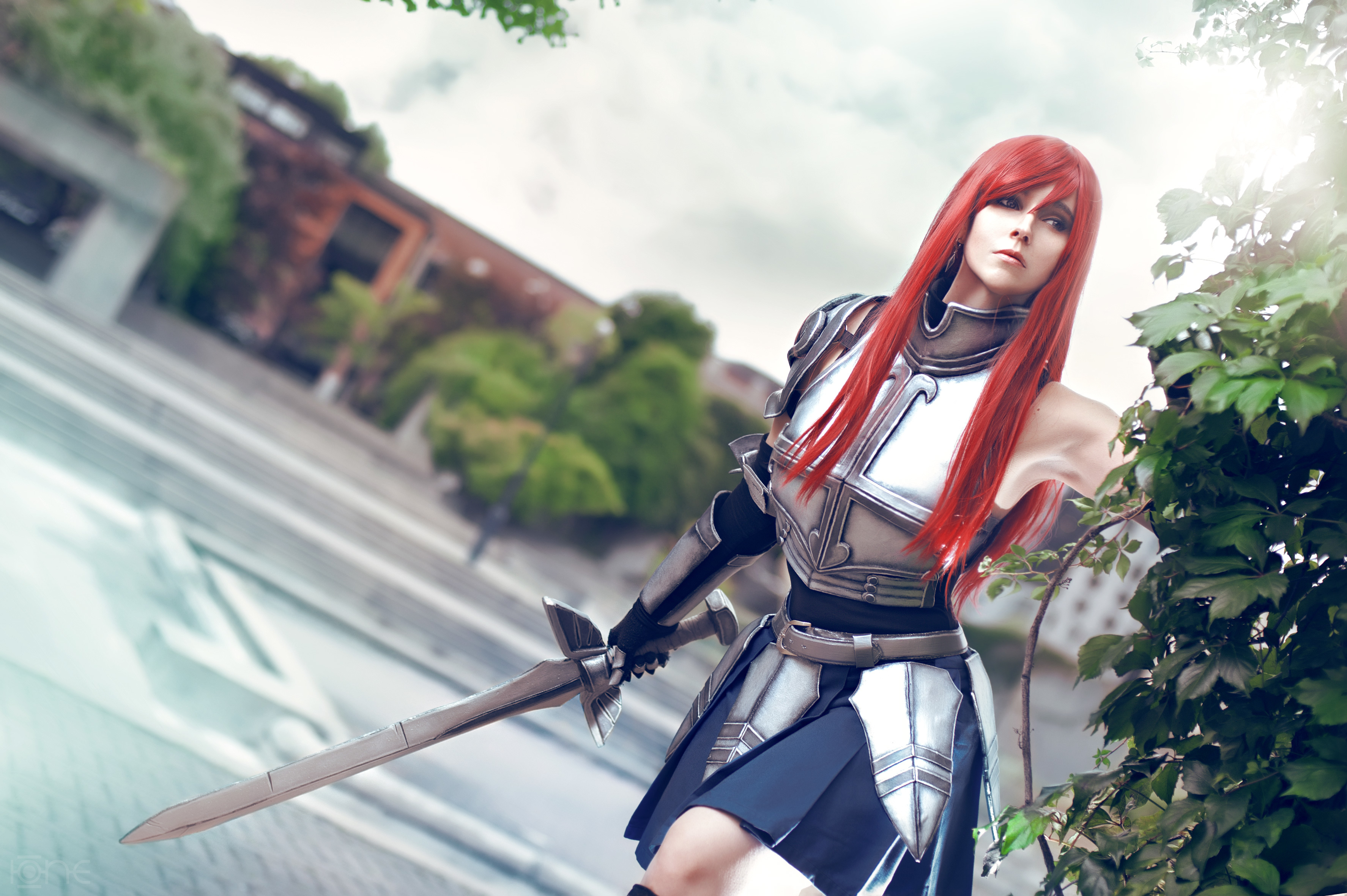 Cool Anime Cosplay Wallpapers Wallpaper Cave