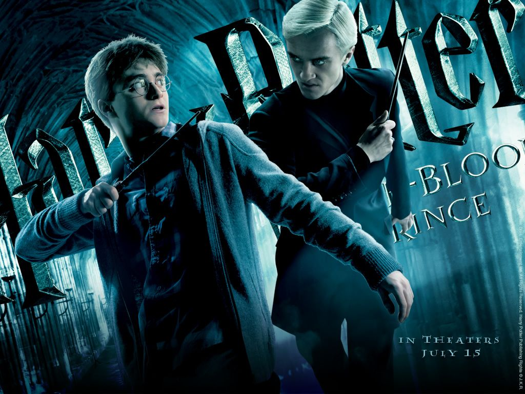 Harry Potter And The Half Blood Prince Wallpapers Wallpaper Cave