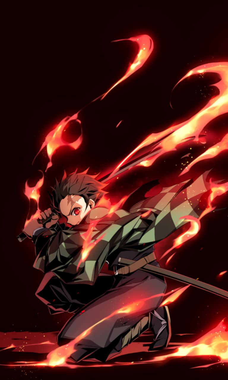 Anime Hd Demon Slayer Wallpapers Wallpaper Cave