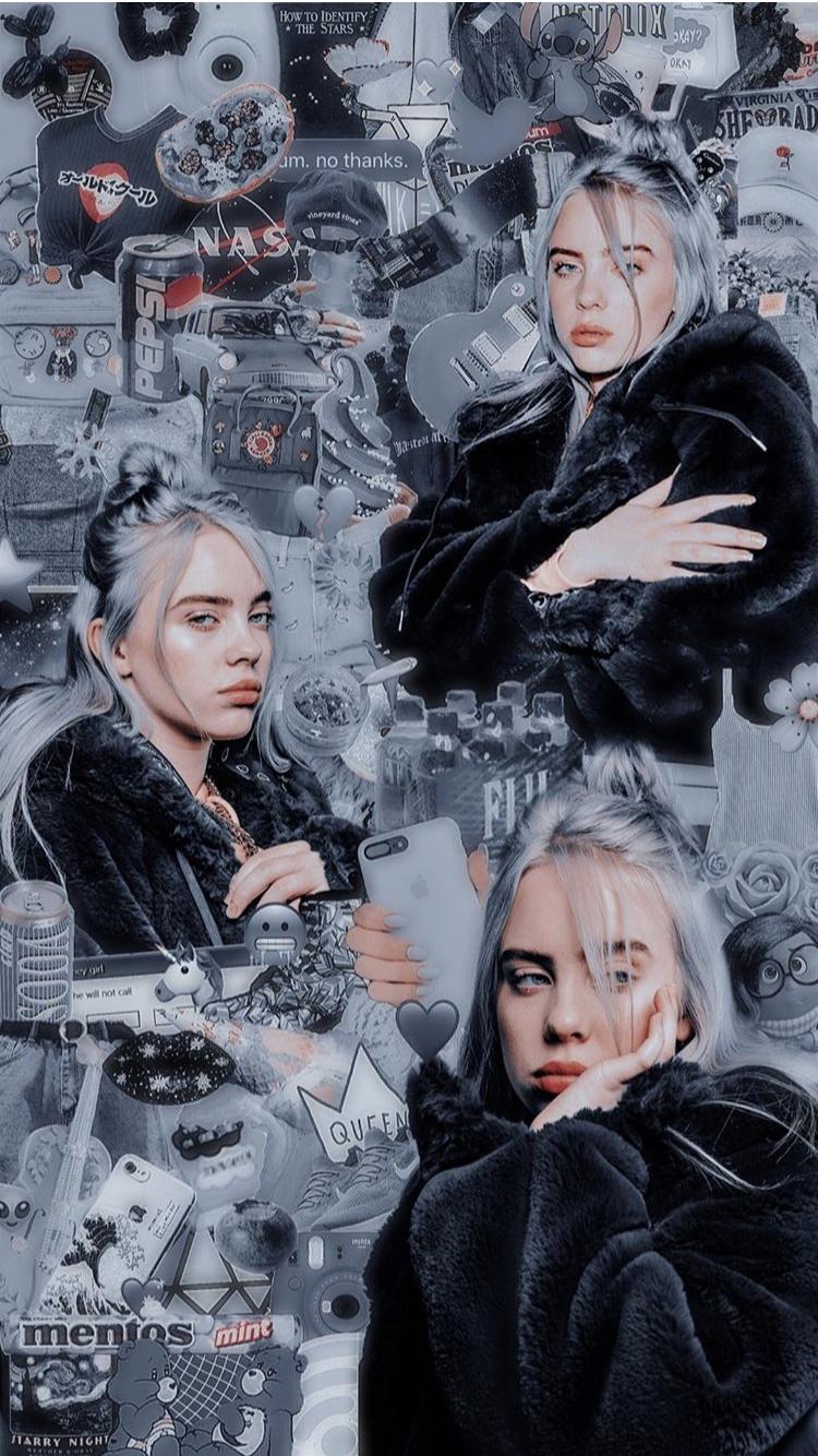 billie eilish lovely aesthetic wallpapers