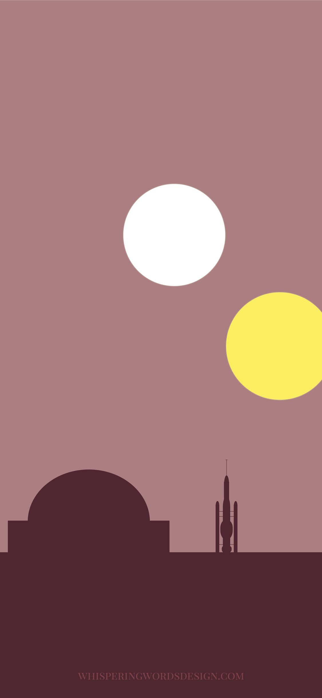 Minimalist Star Wars Iphone Hd Wallpapers Wallpaper Cave