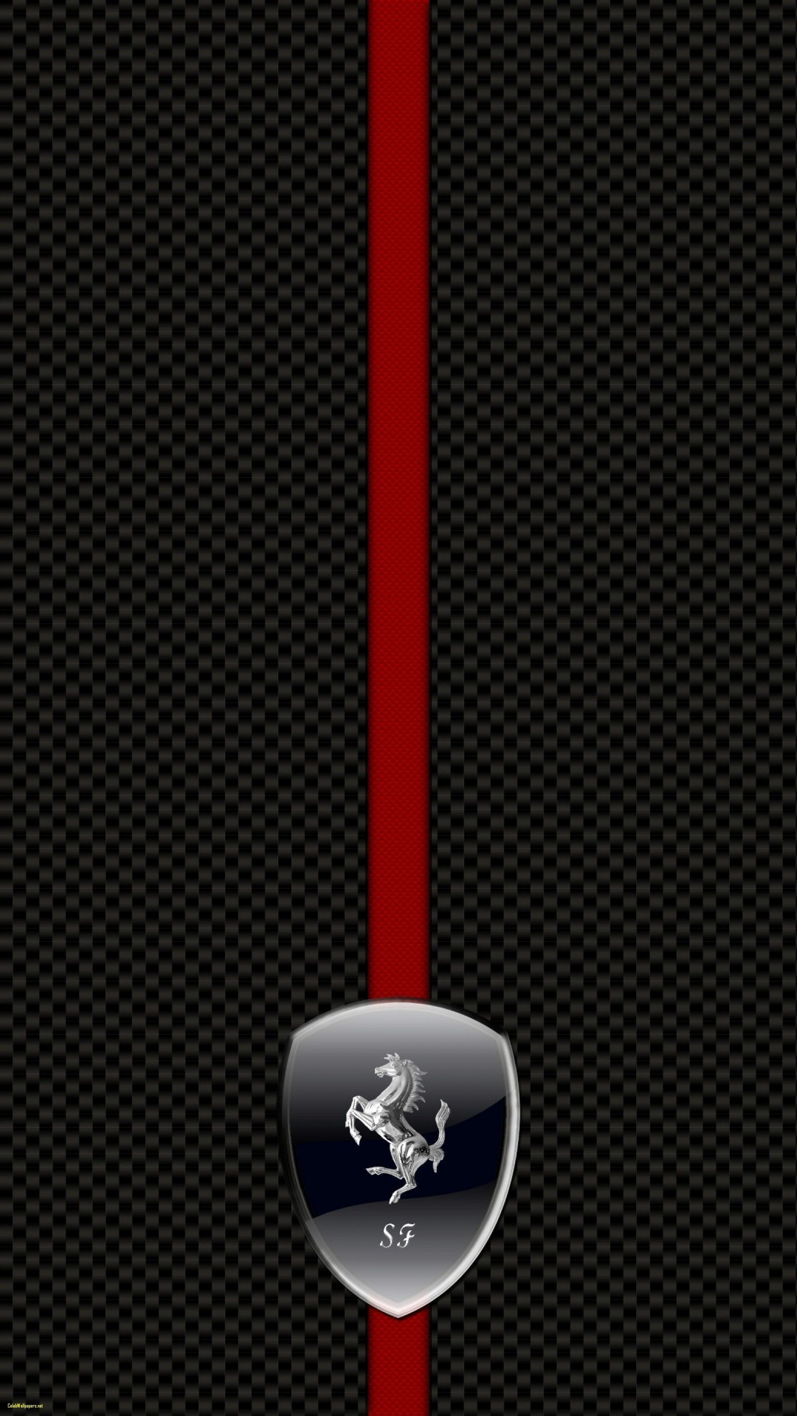 Ferrari Logo Iphone 4k Wallpapers Wallpaper Cave