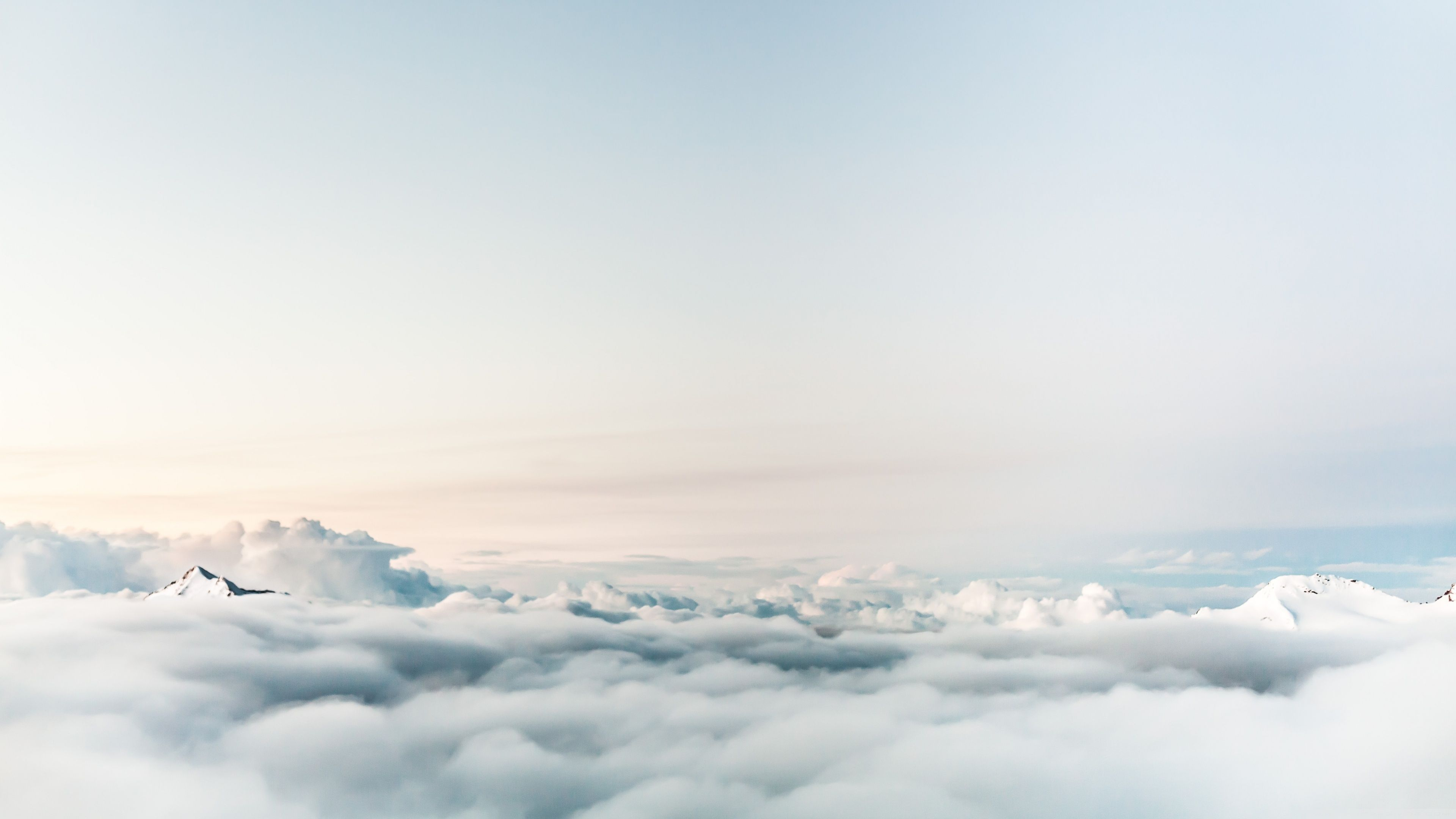 Sea Of Clouds Ultra HD Desktop Backgrounds Wallpapers for 4K UHD TV