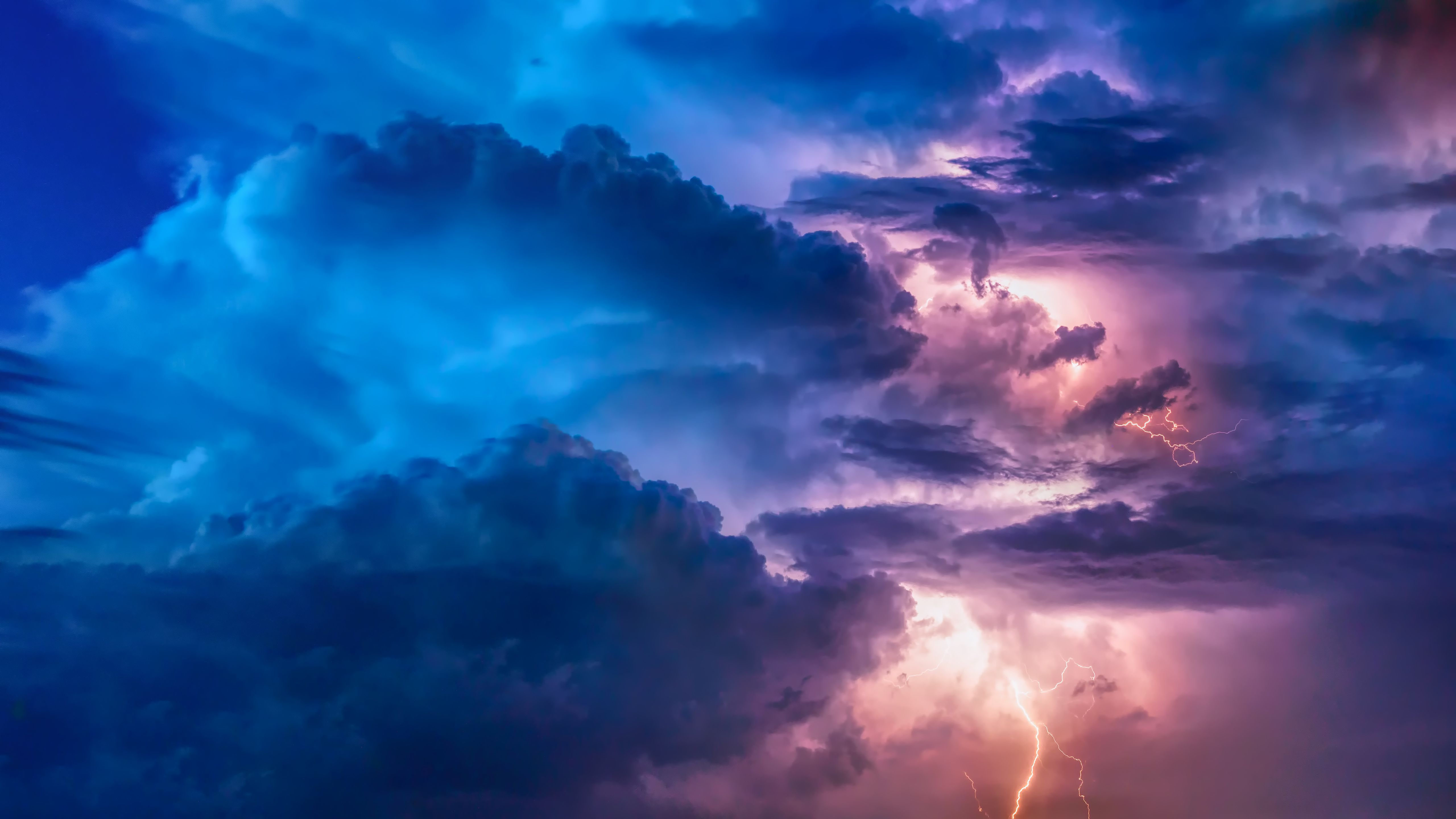 Storm Clouds Ultra HD 5K Wallpapers
