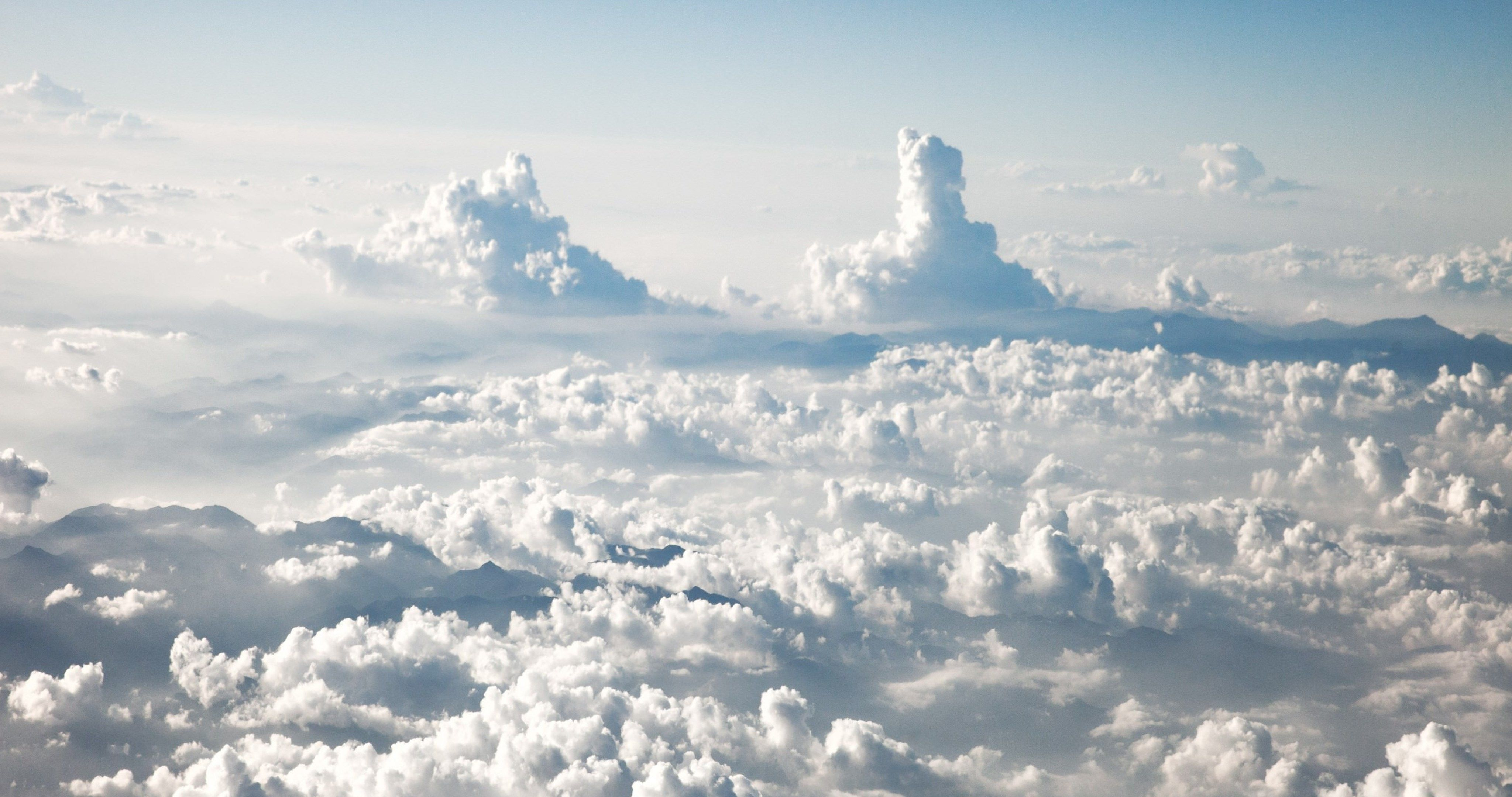 heaven clouds 4k ultra hd wallpapers » High quality walls