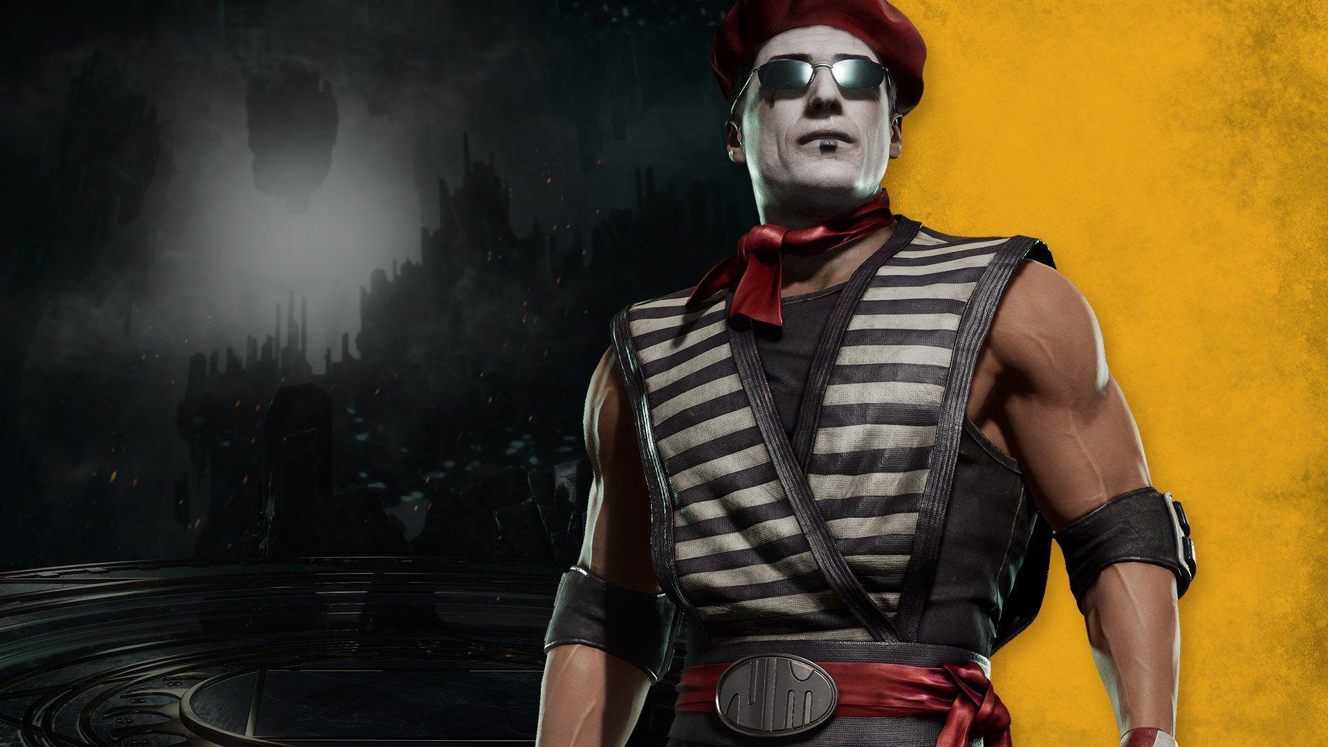 Mortal Kombat 11 Johnny Cage Wallpapers