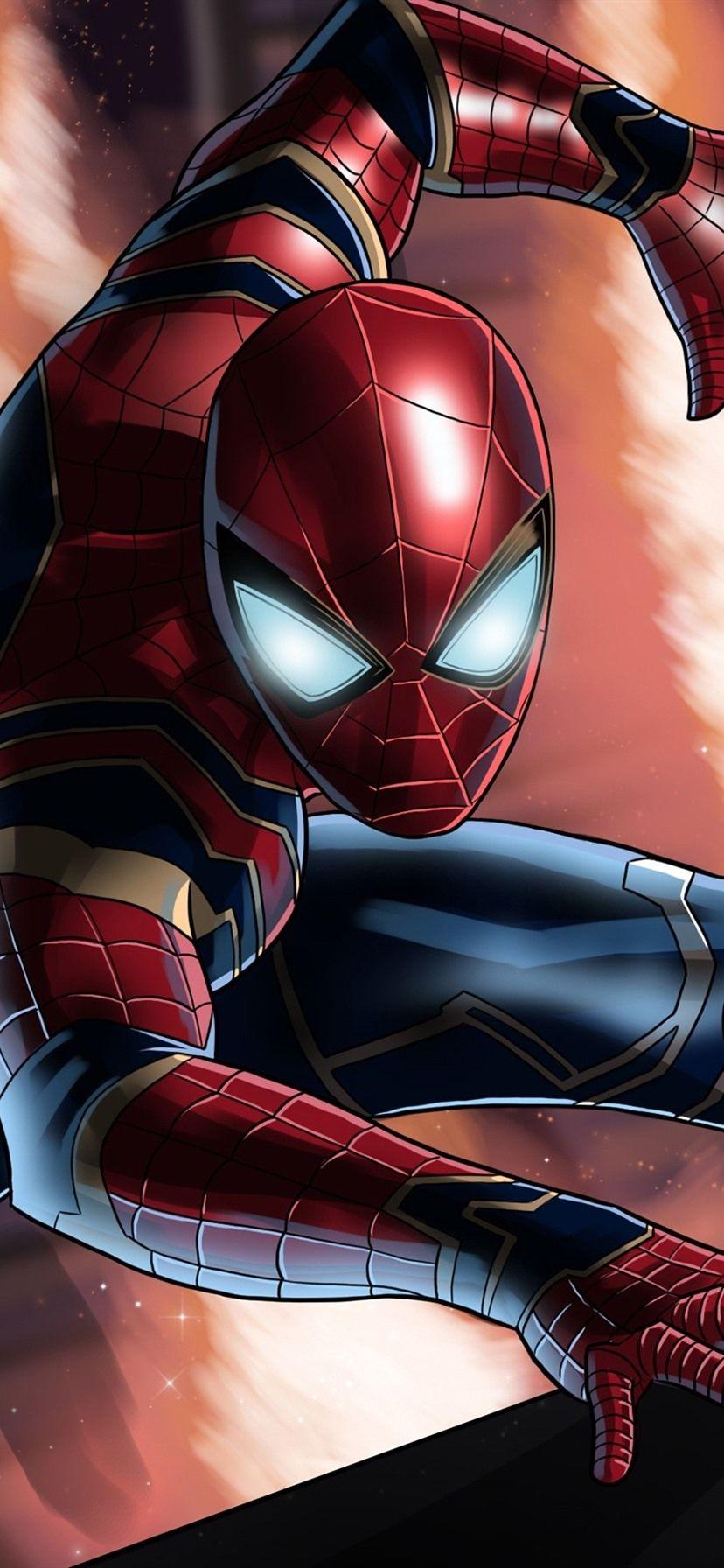 Best Superhero iPhone Wallpapers - Wallpaper Cave