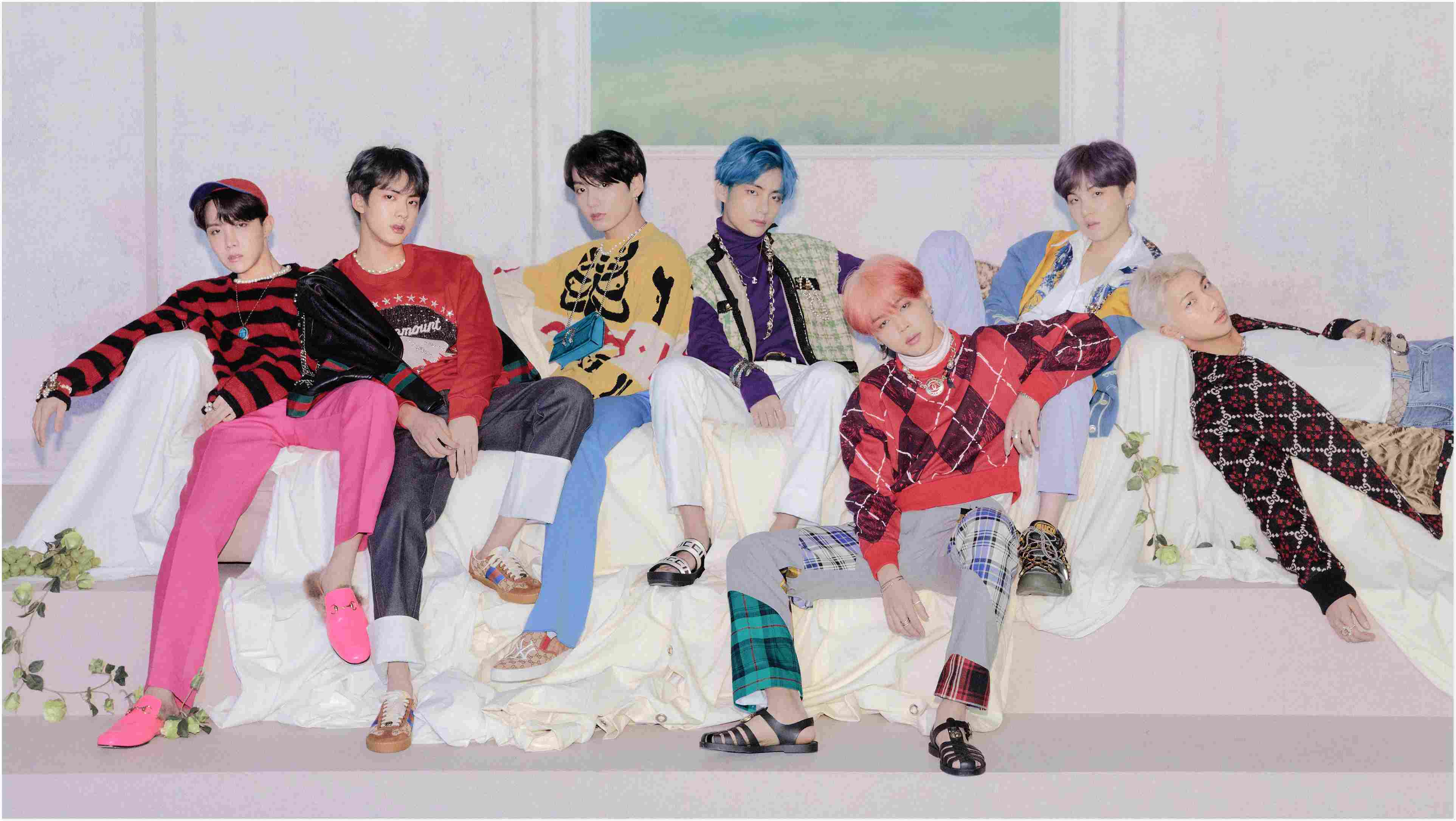 Bts Desktop Hd 2020 Wallpapers Wallpaper Cave