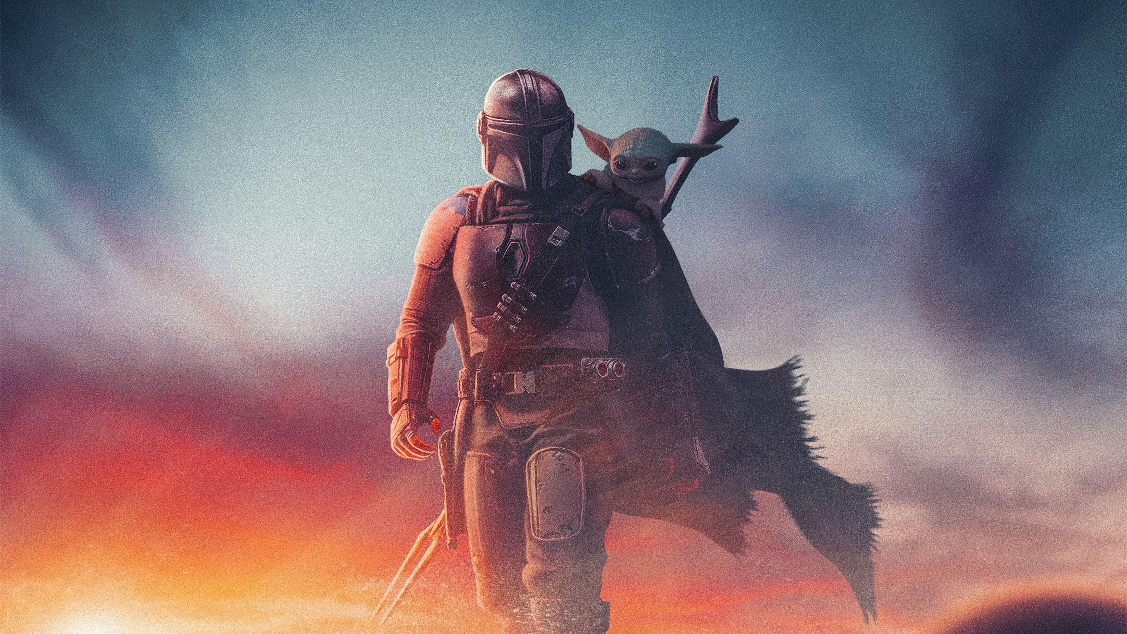 9 The Mandalorian HD Wallpapers & Backgrounds
