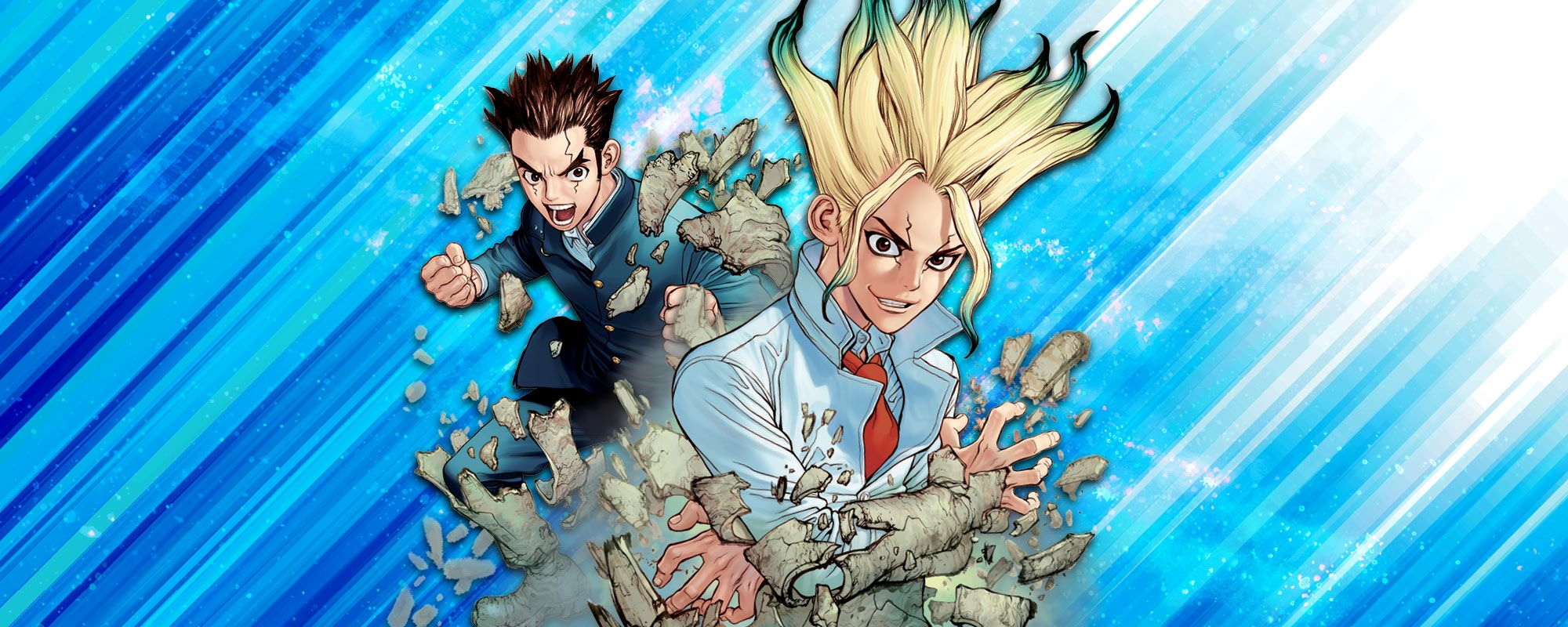 Dr Stone Computer Wallpapers - Wallpaper Cave