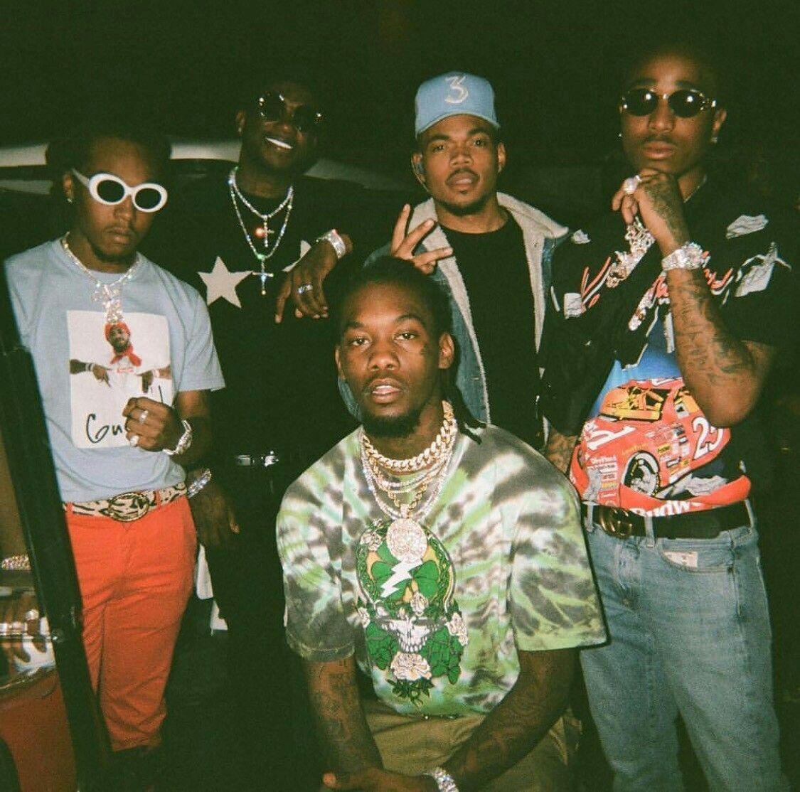 Aesthetic Rap 90s Wallpapers ...