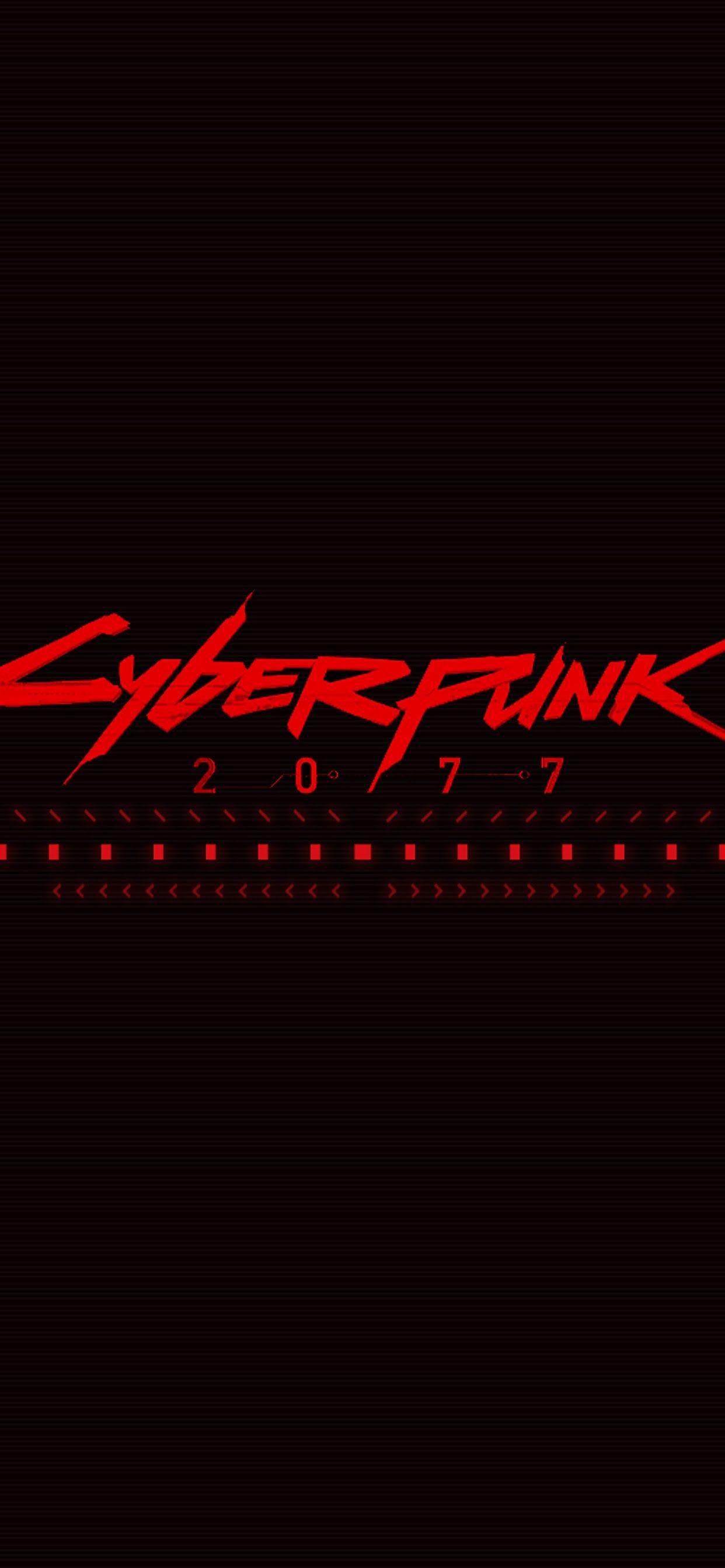 Cyberpunk 2077 Logo Wallpapers - Wallpaper Cave