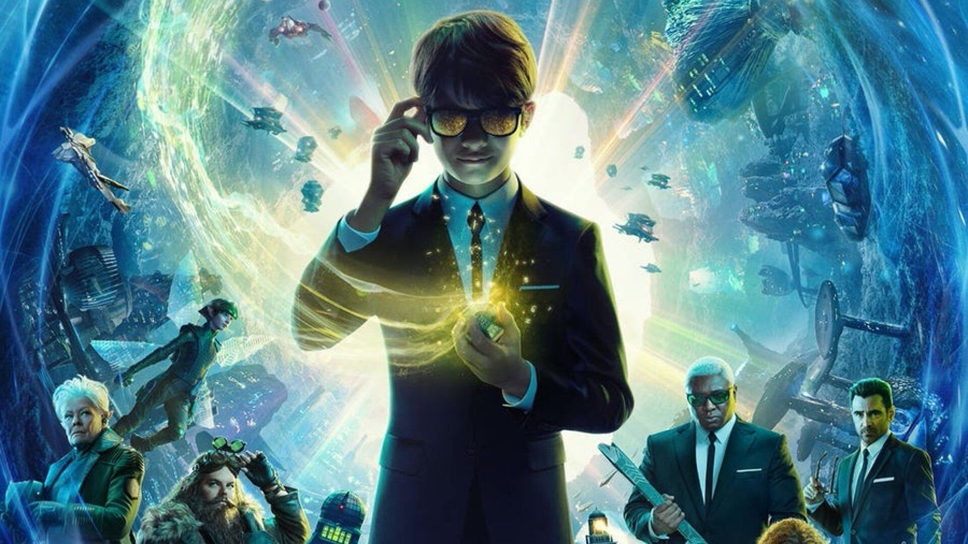 Adventurous New Trailer For Disney's Fantasy Film ARTEMIS FOWL