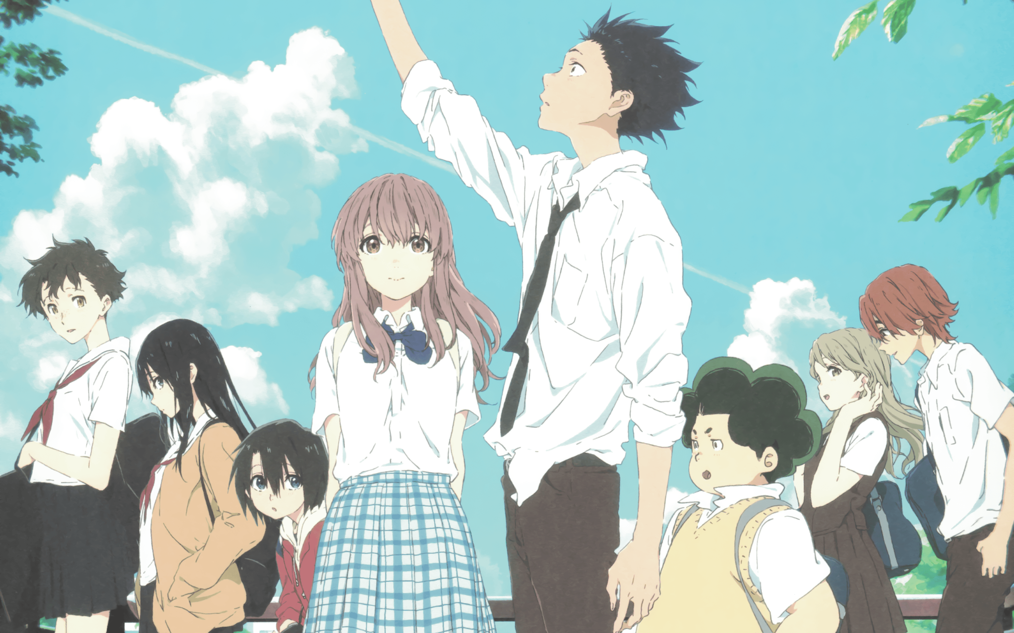 A Silent Voice Limited Edition Wallpapers - Wallpaper Cave