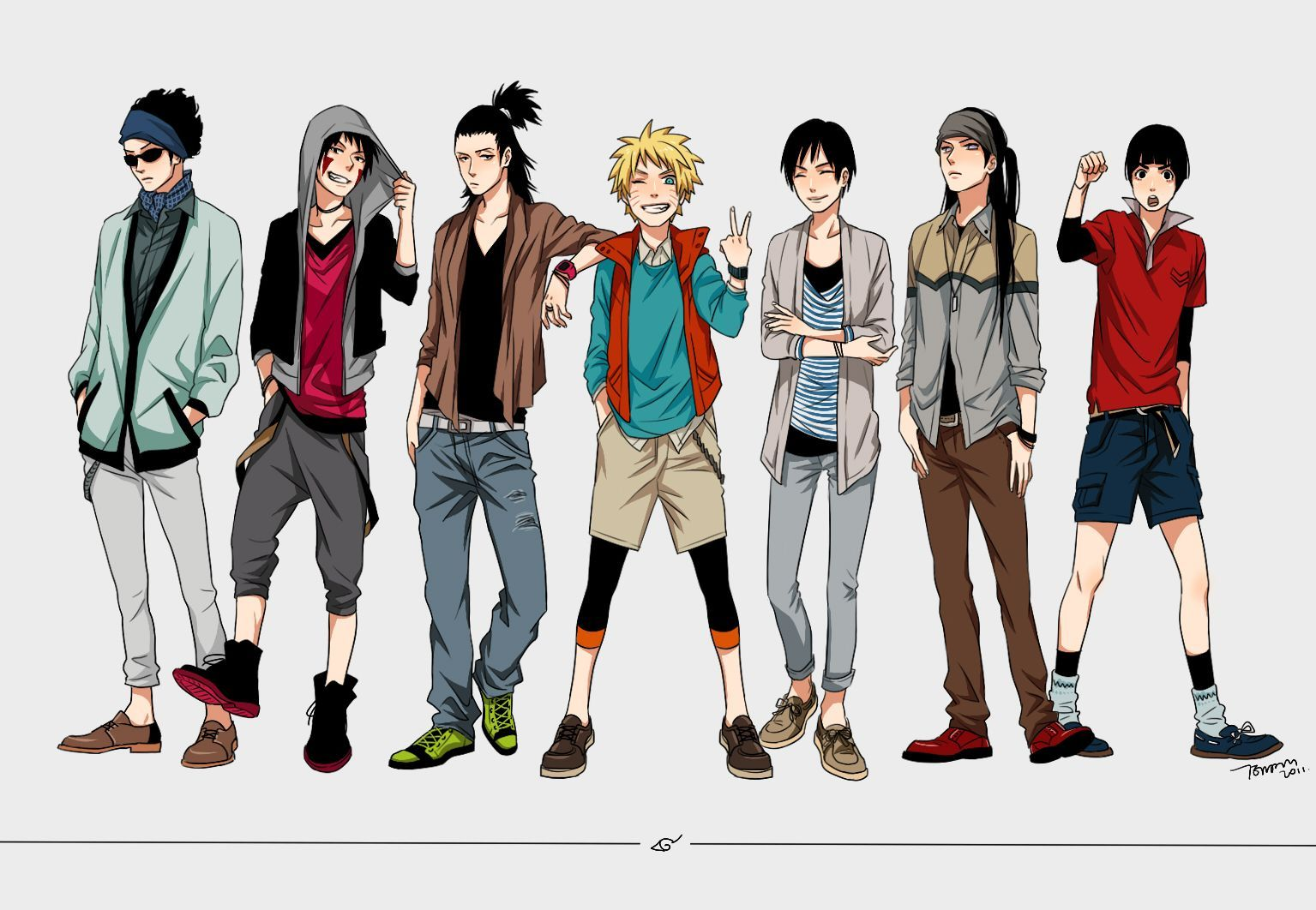 Anime Wearing Cool Clothing Wallpapers   Wallpaper Cave