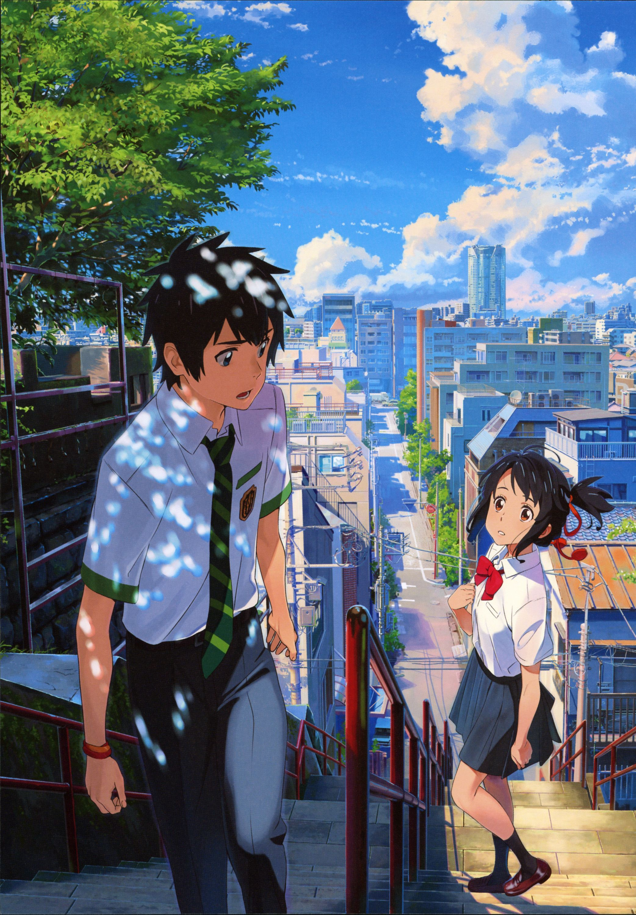 Your Name Anime Aesthetic Wallpapers Wallpaper Cave