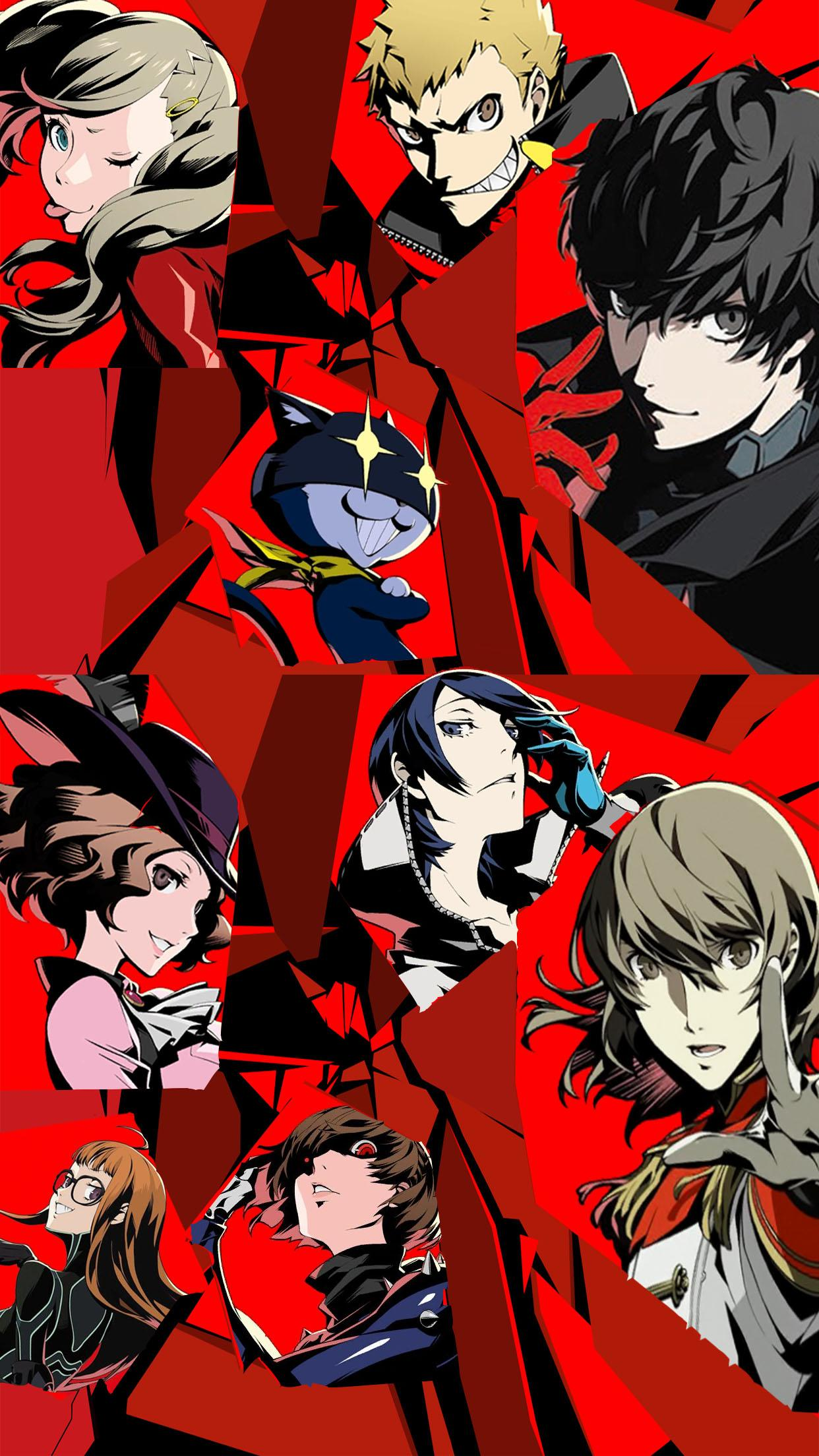 Persona 5 Royal Android Wallpapers - Wallpaper Cave