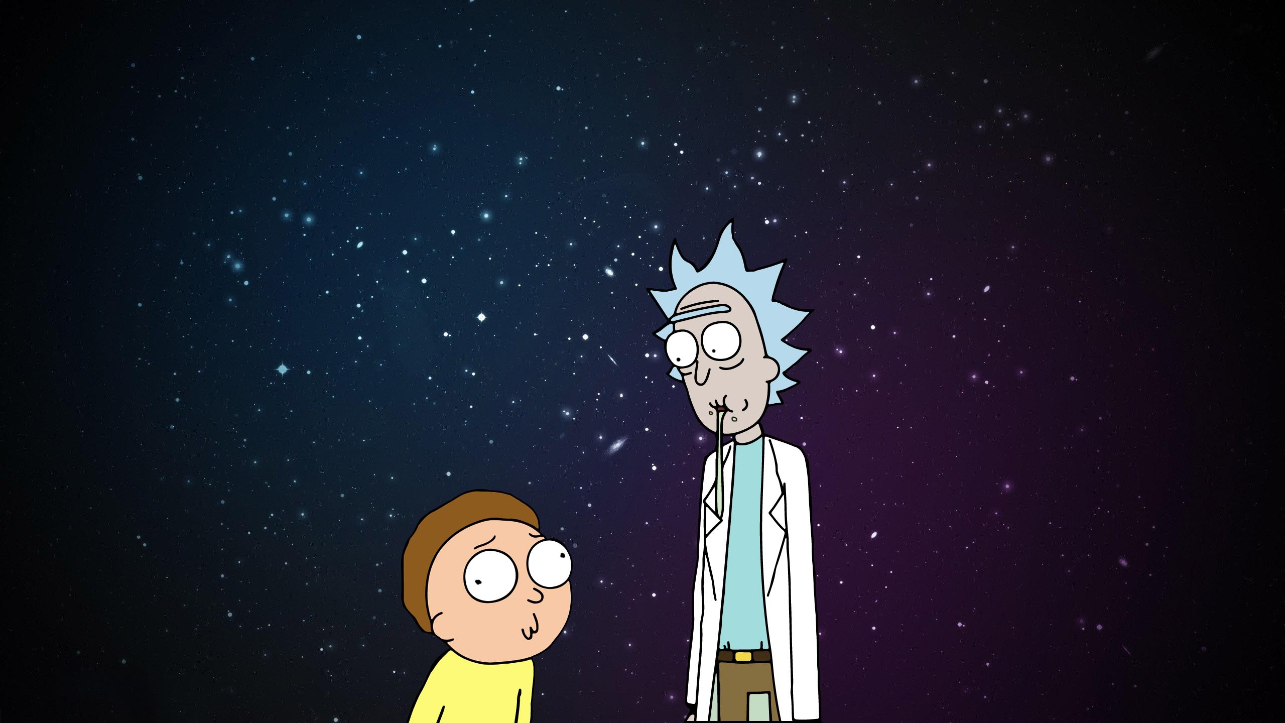 Rick And Morty Sad Wallpapers - Wallpaper Cave