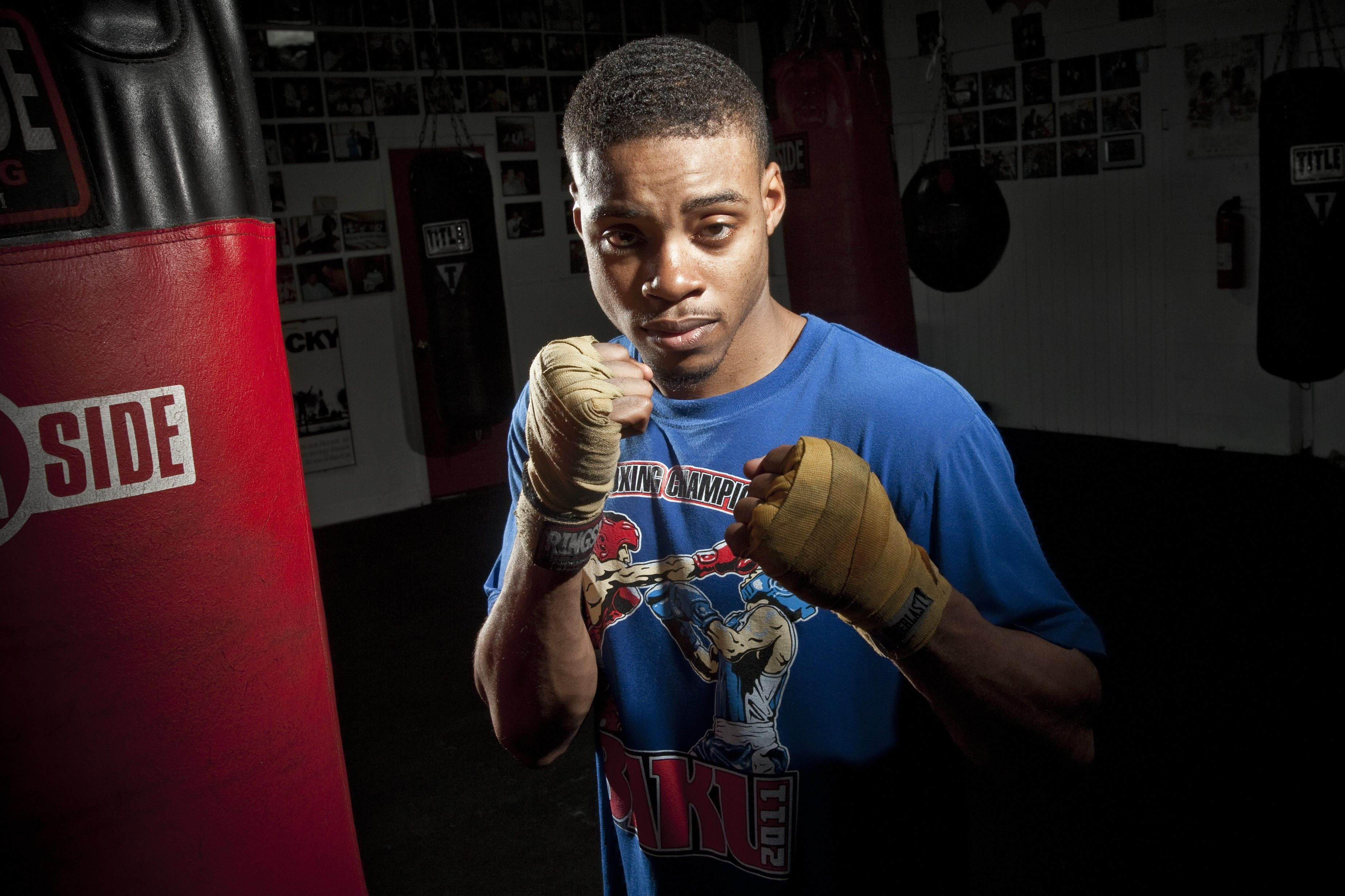 """Errol Spence: """"I told Haymon that after Pacquiao I want to fight Crawford """""""