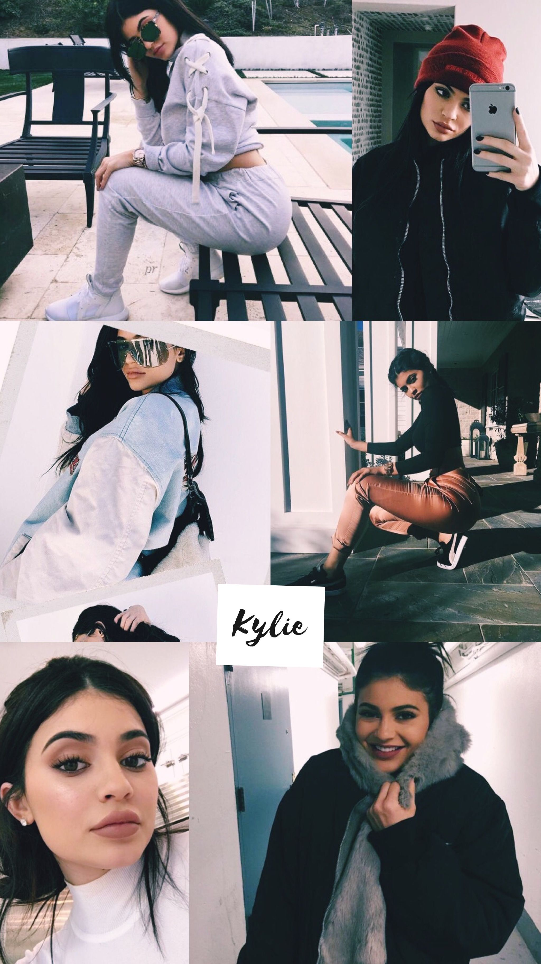 Aesthetic Kylie Jenner Wallpapers Wallpaper Cave