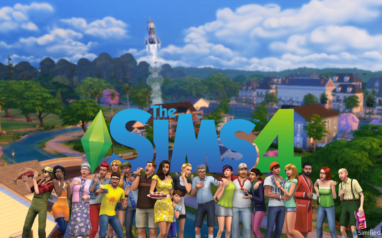 Sims 4 Desktop Wallpapers - Wallpaper Cave