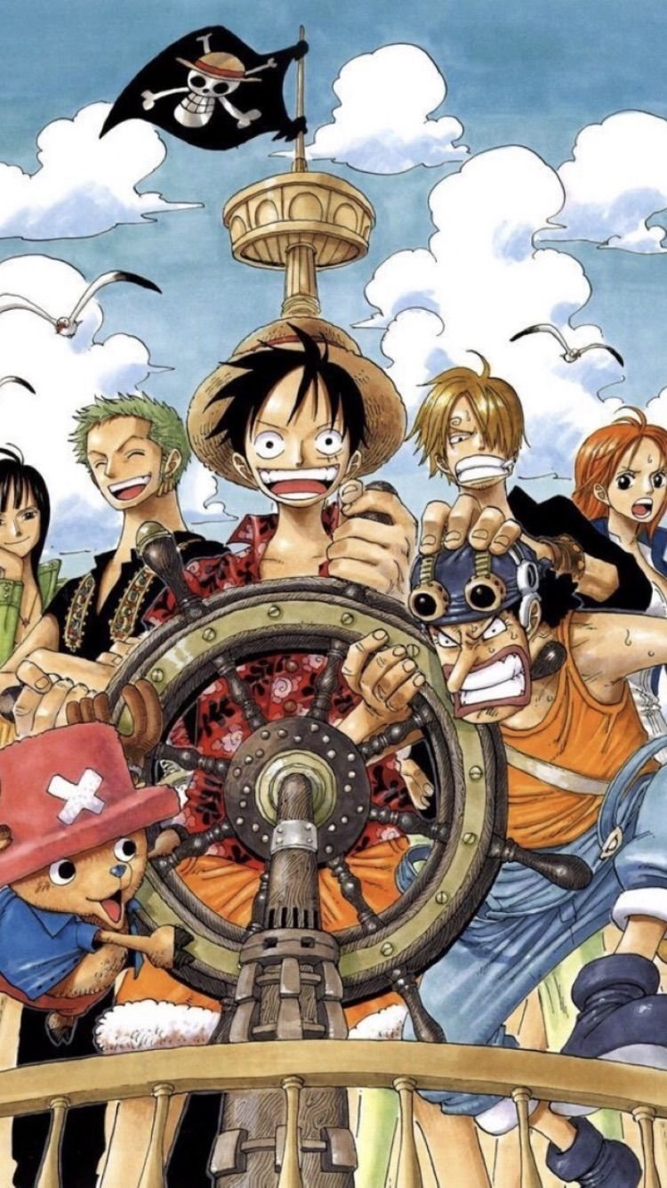 One Piece Aesthetic Wallpapers Wallpaper Cave