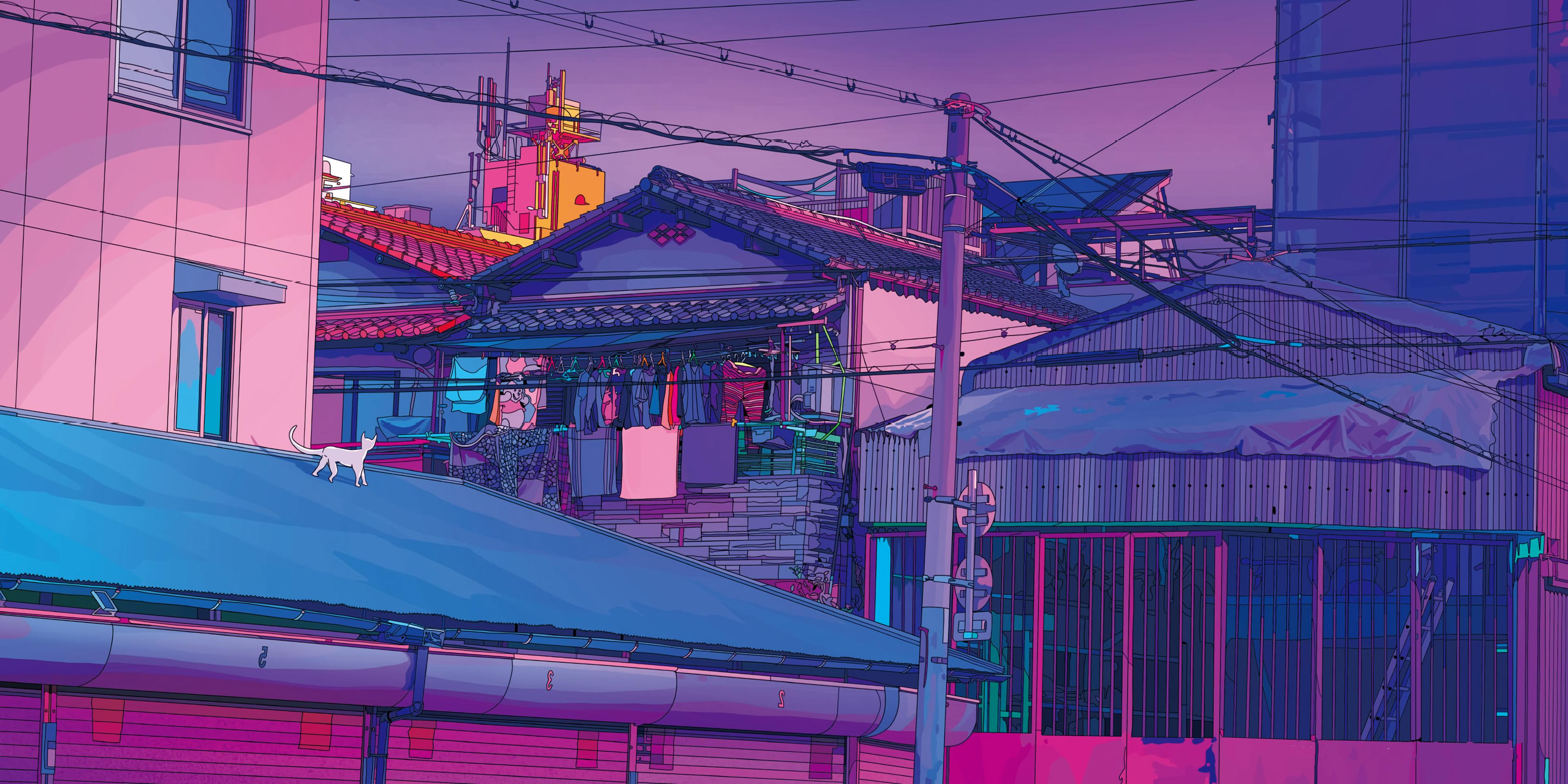 japanese pink aesthetic wallpapers
