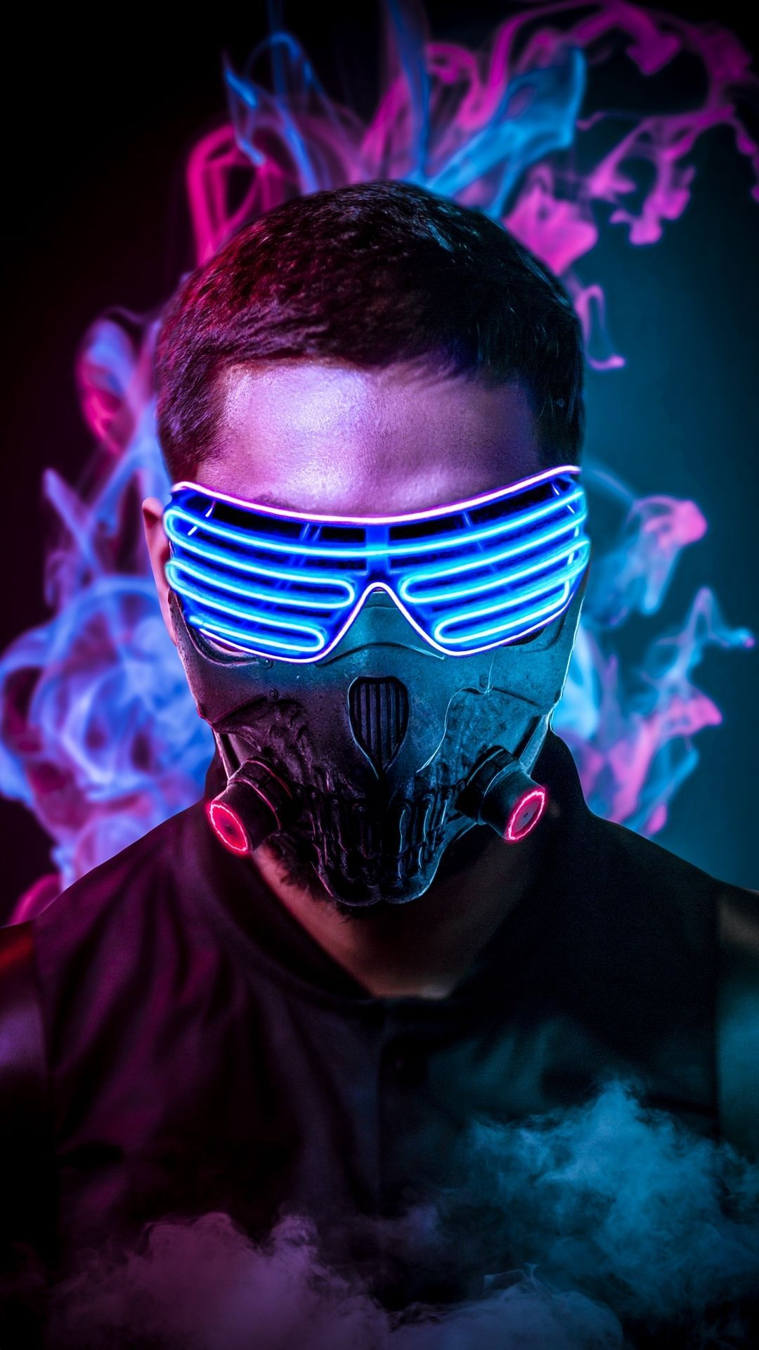 Cool Mask Wallpapers Wallpaper Cave