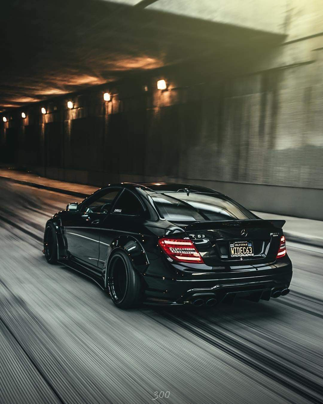 C63 Amg Wallpapers Wallpaper Cave