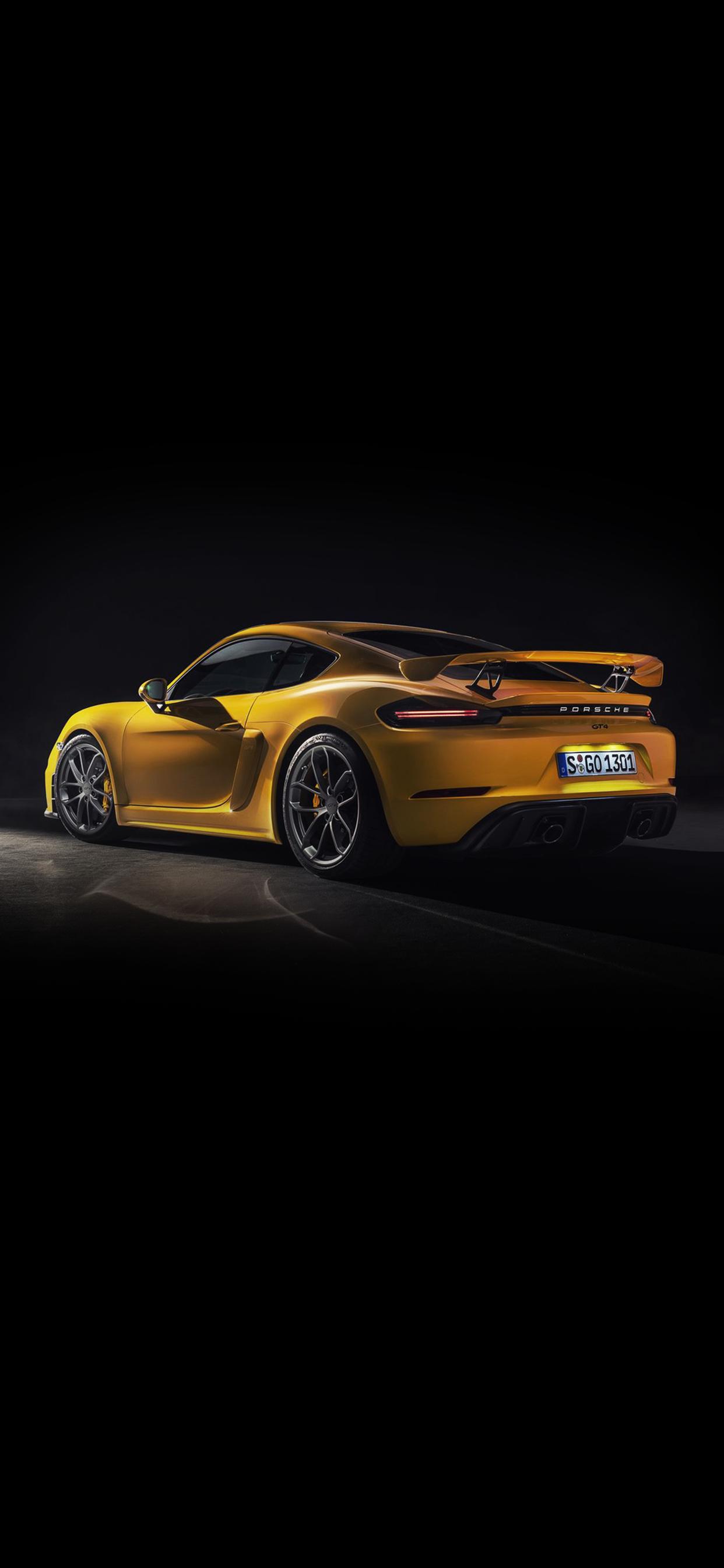 2020 Porsche 718 Cayman Gt Wallpapers Wallpaper Cave