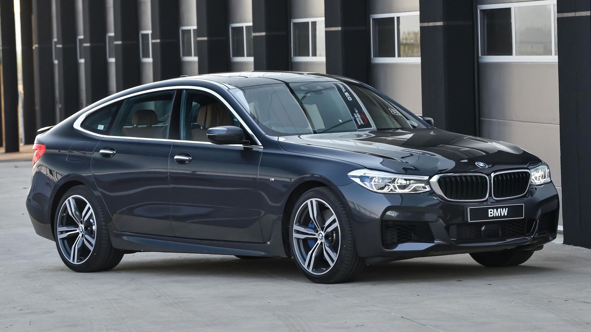 BMW 6 Series Gran Turismo M Performance HD Wallpapers ...