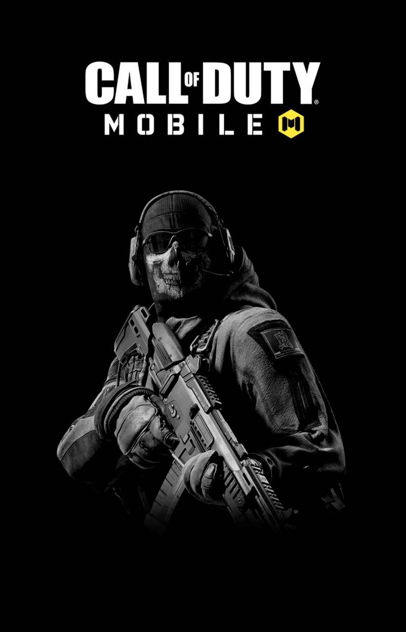 Call Of Duty Mobile Ghost Wallpapers Wallpaper Cave