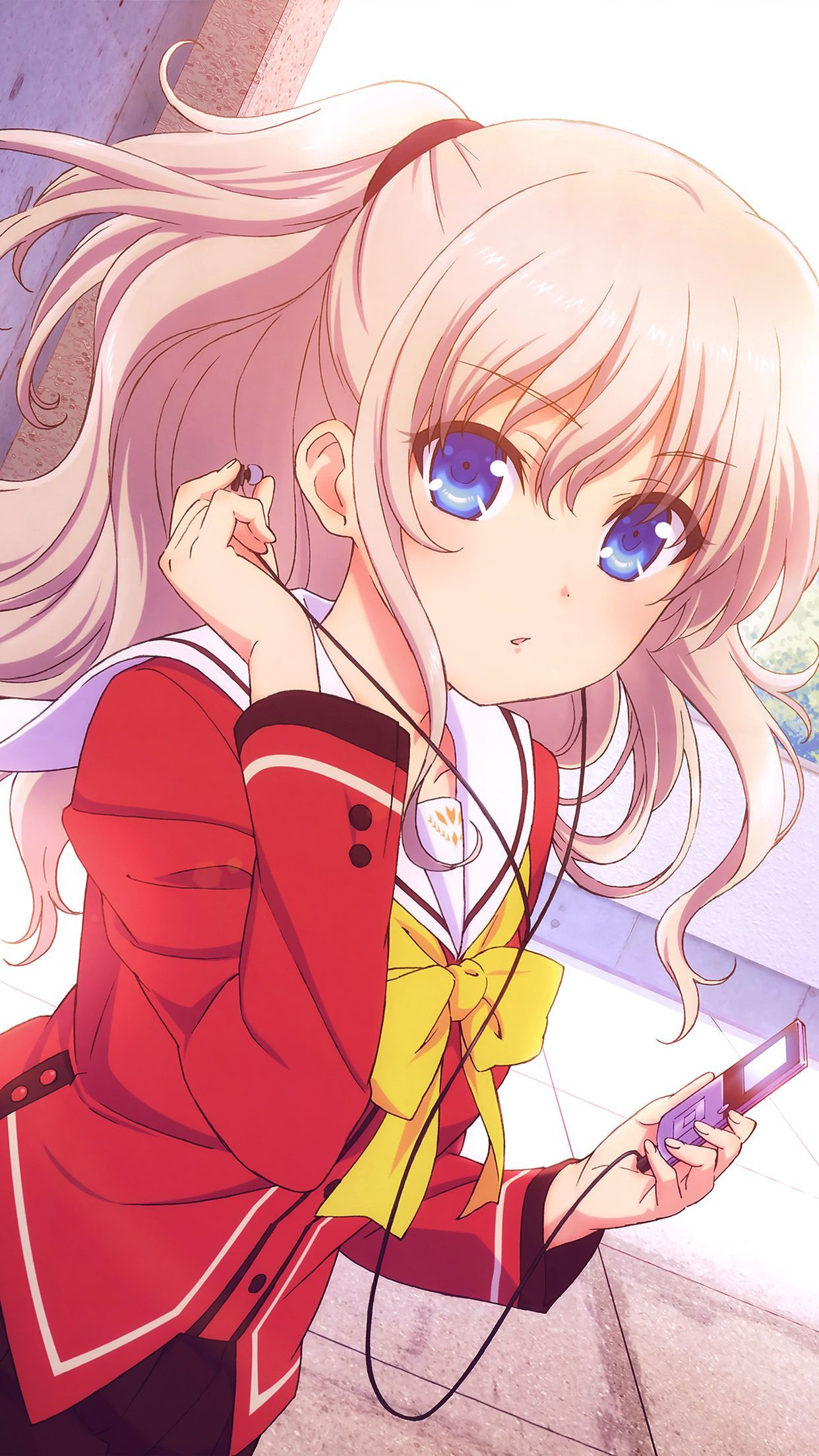 Android Anime Girls Cute Wallpapers - Wallpaper Cave