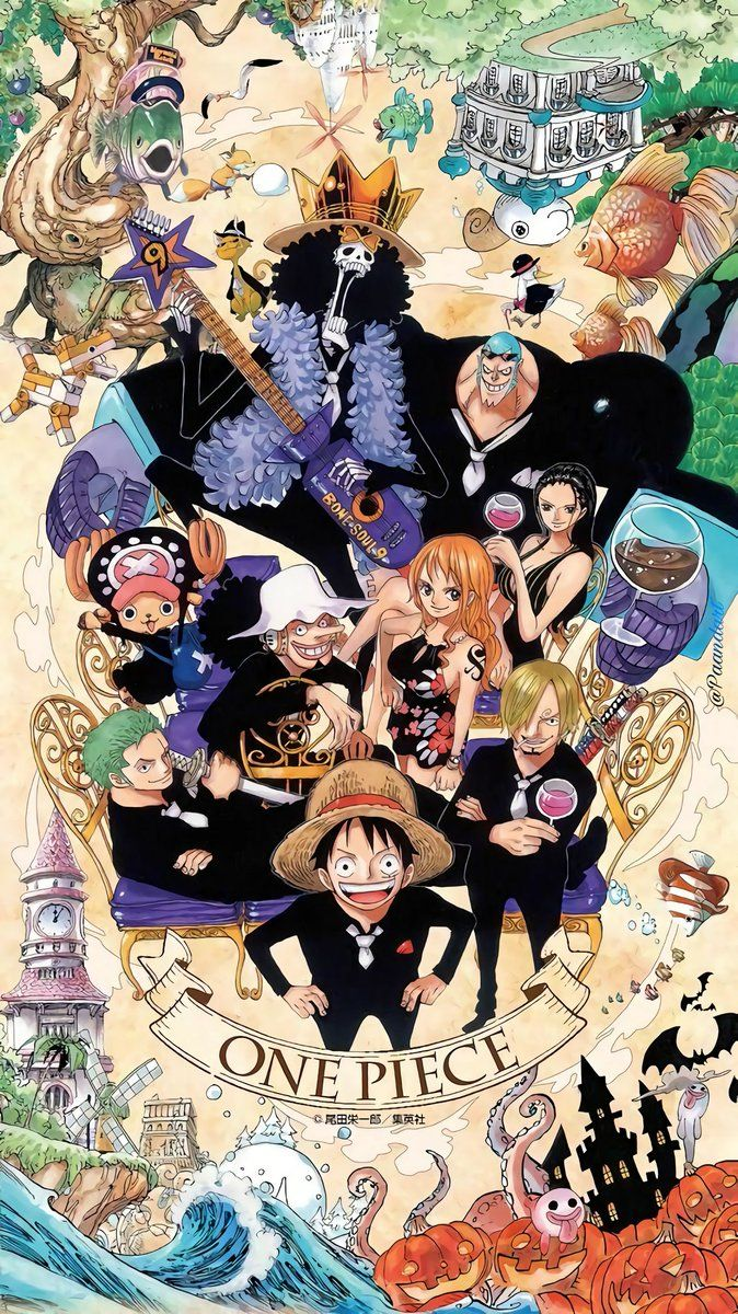 One Piece Wano Wallpapers Wallpaper Cave