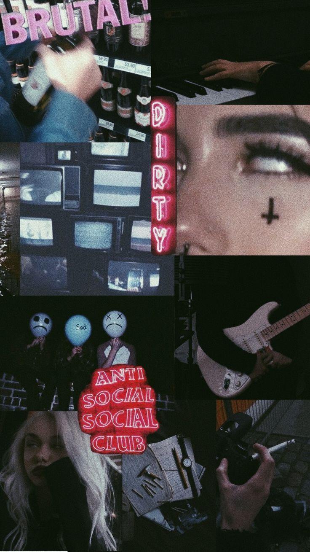 Cute Aesthetic Grunge Girl Wallpapers - Wallpaper Cave