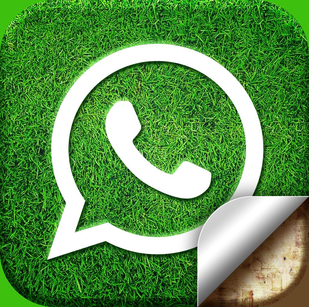 Whatsapp Logo Wallpapers Wallpaper Cave