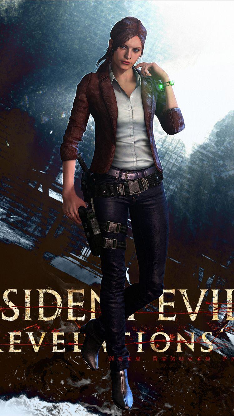 wallpaper de resident evil 8