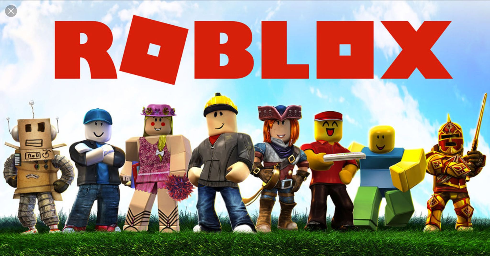 Roblox Characters Wallpapers Wallpaper Cave