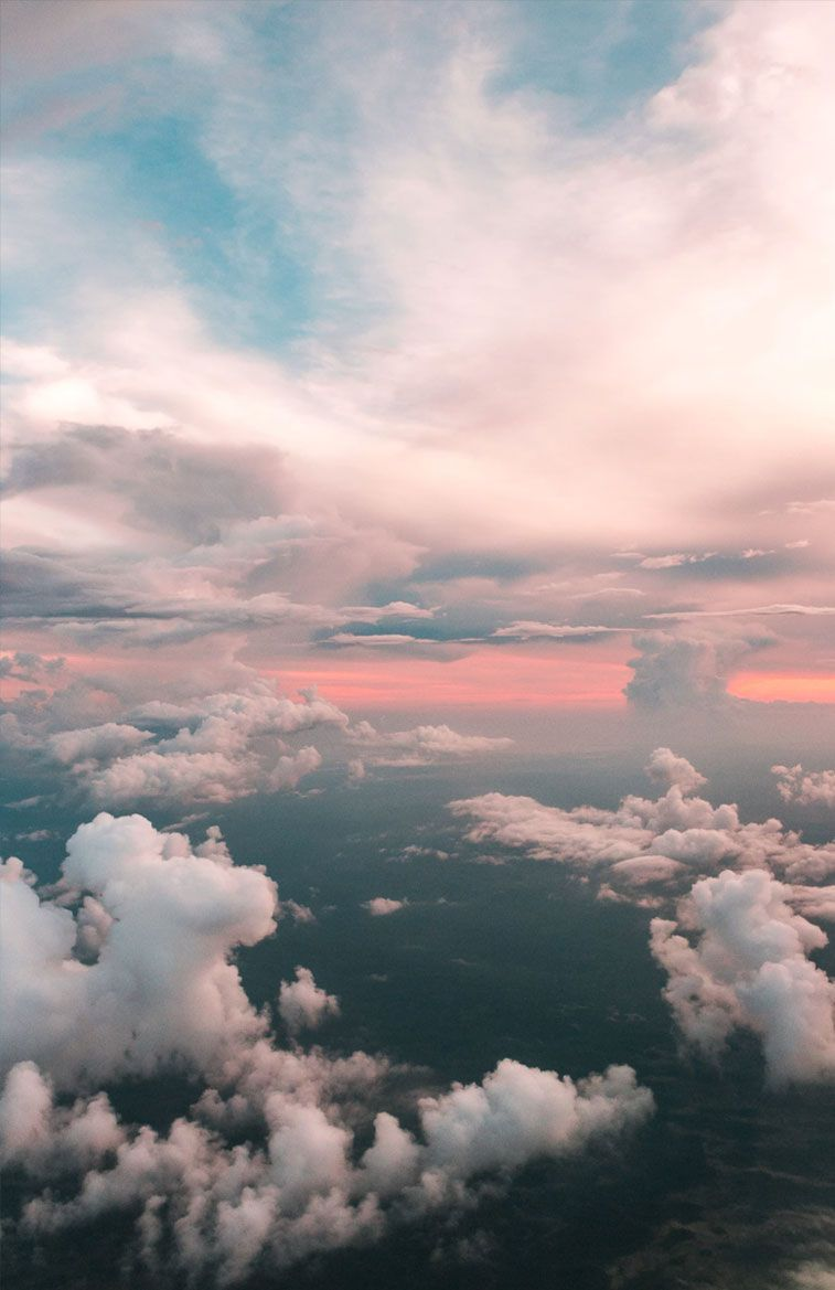 Awesome cloud iphone wallpapers for who live in cloud Cuckoo Land
