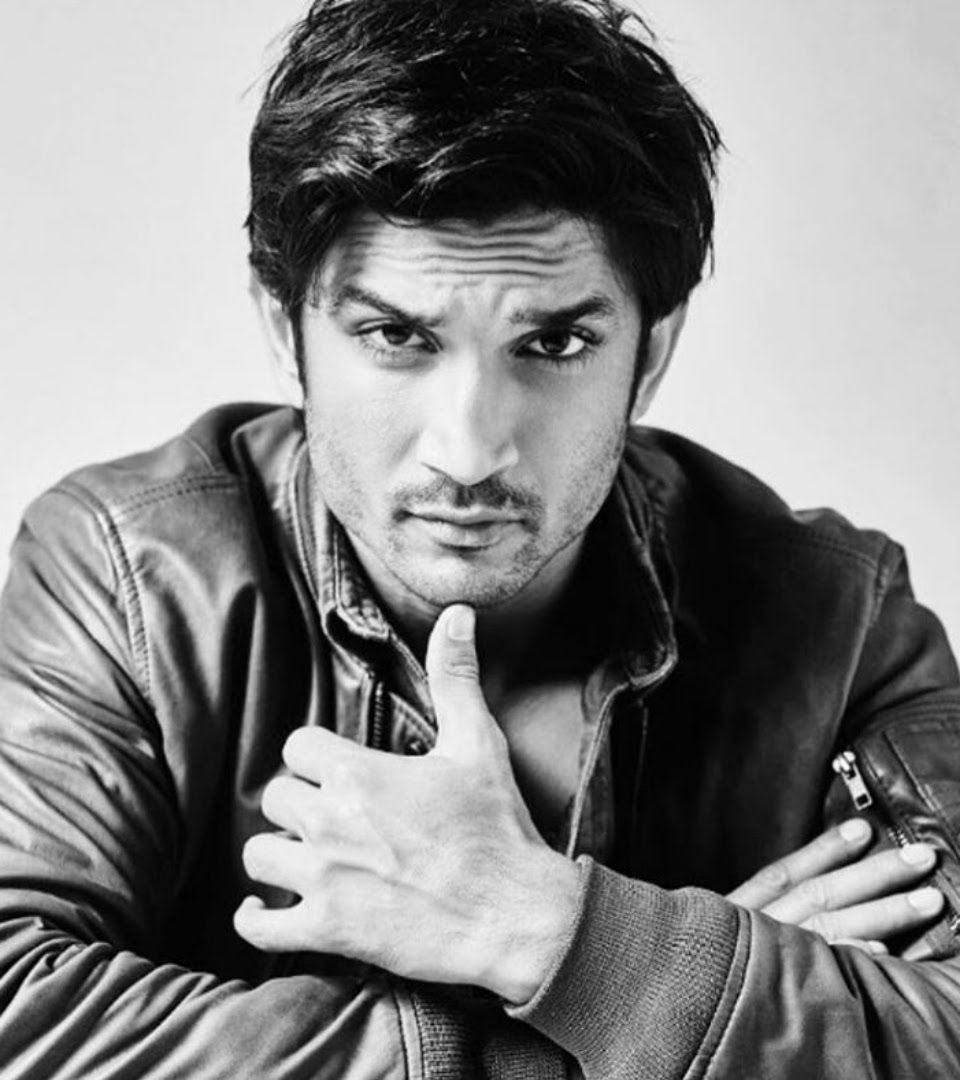 Sushant Singh Rajput Cool Pictures And New HD Wallpapers