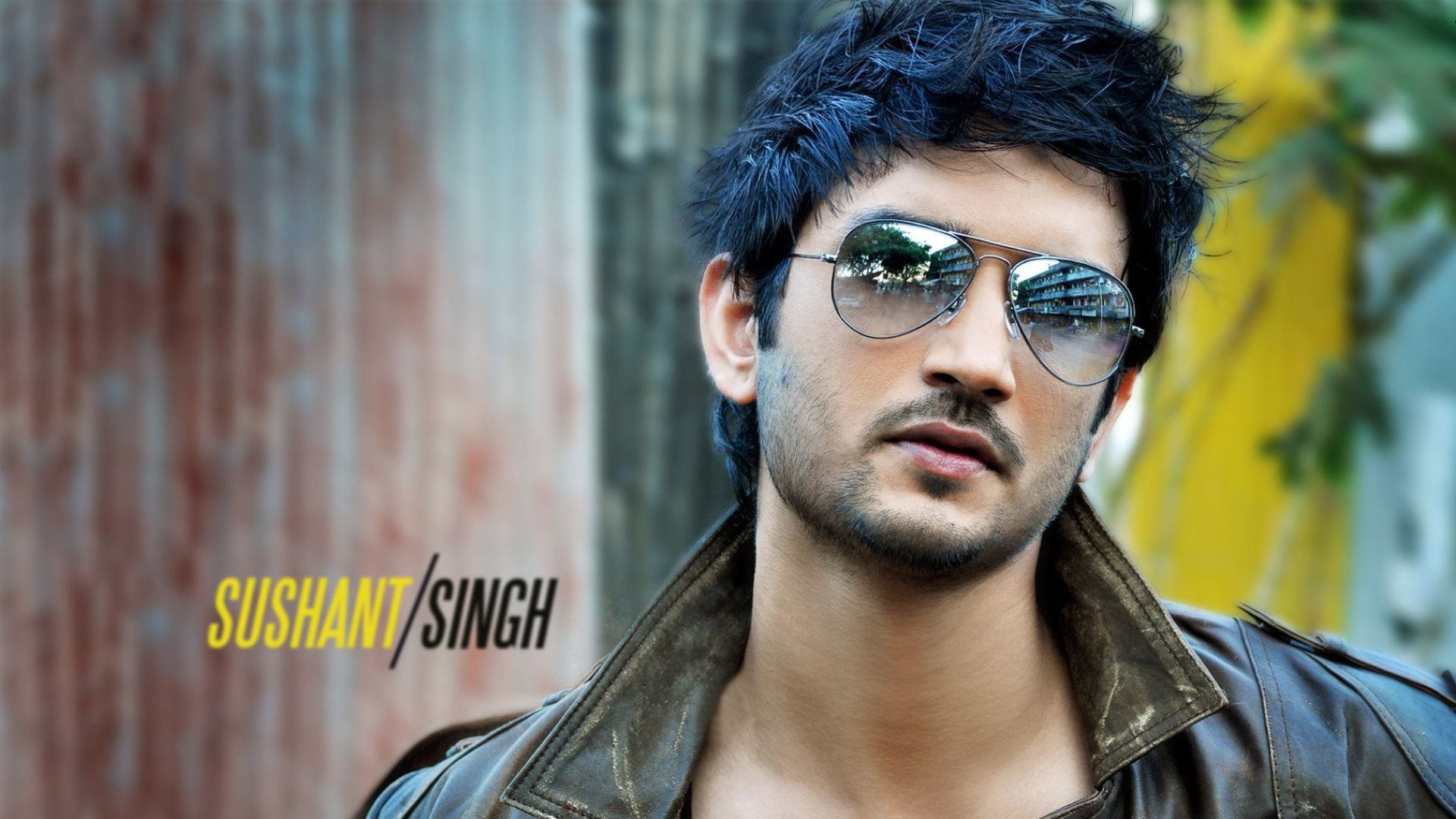 1920x1080 Sushant Singh Rajput Dashing Look wallpapers 1080P