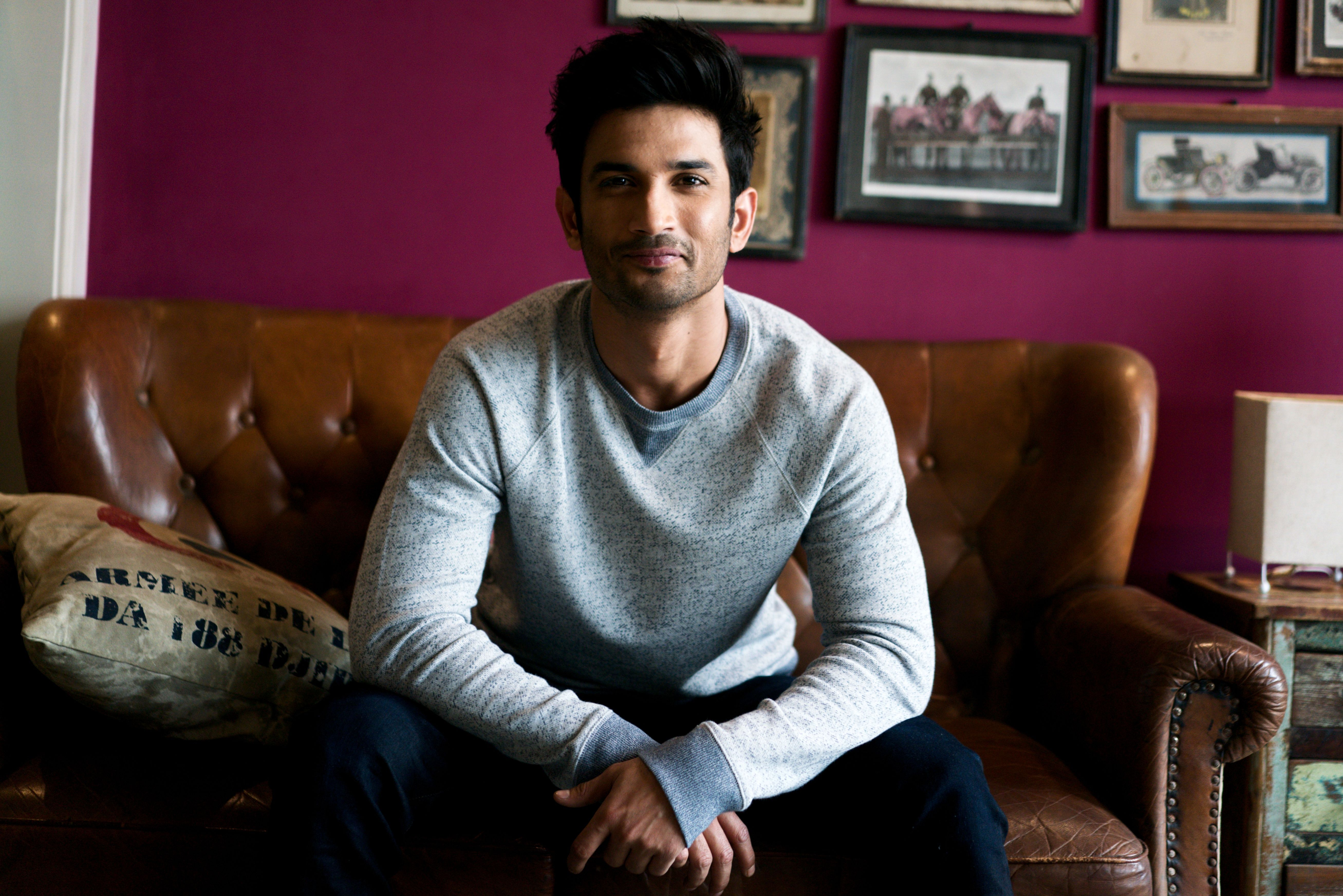 Bollywood Celebrity Sushant Singh Rajput's Mumbai Home