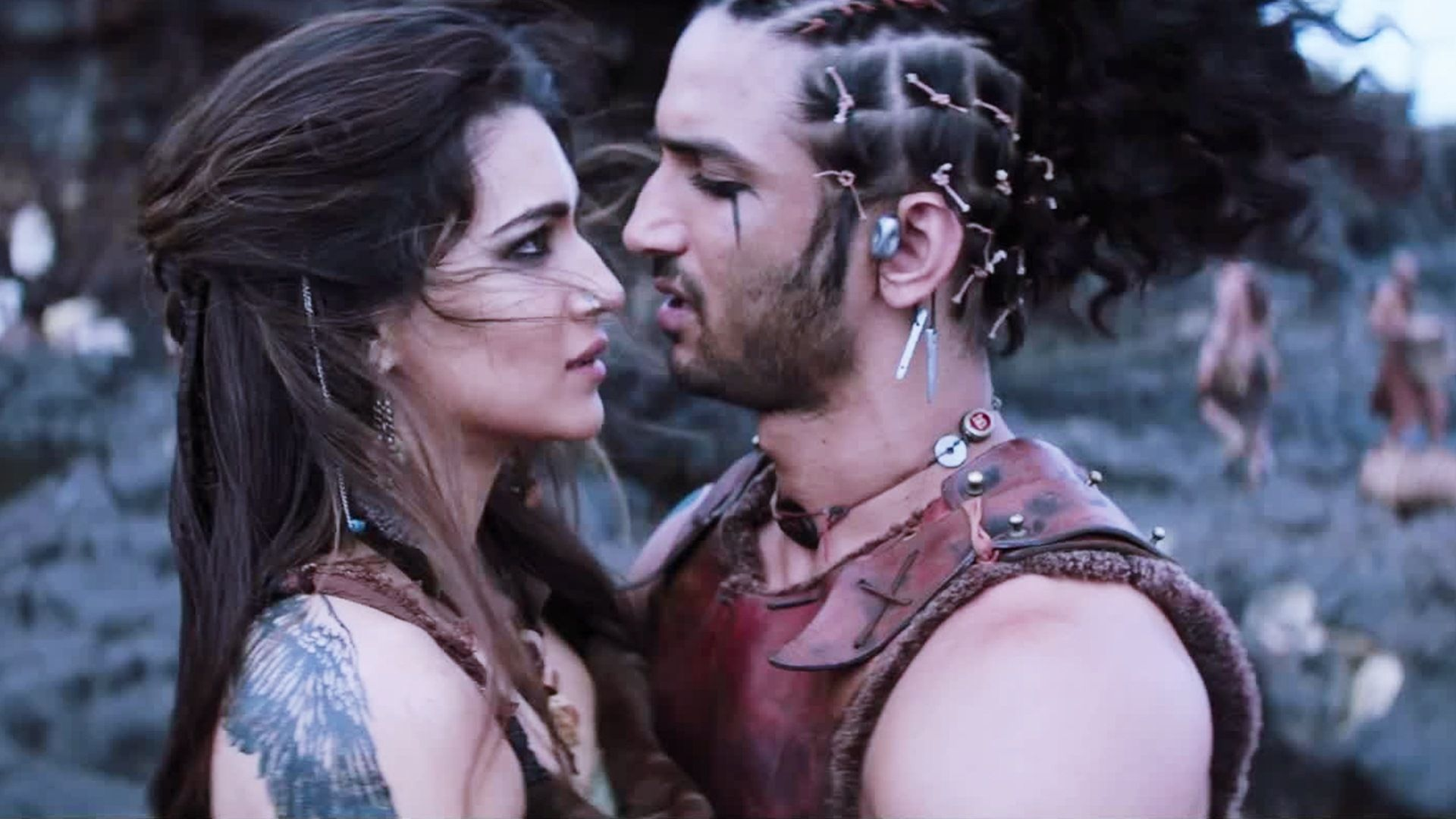 Sushant Singh Rajput And Kriti Sanon Raabta Wallpapers 17153