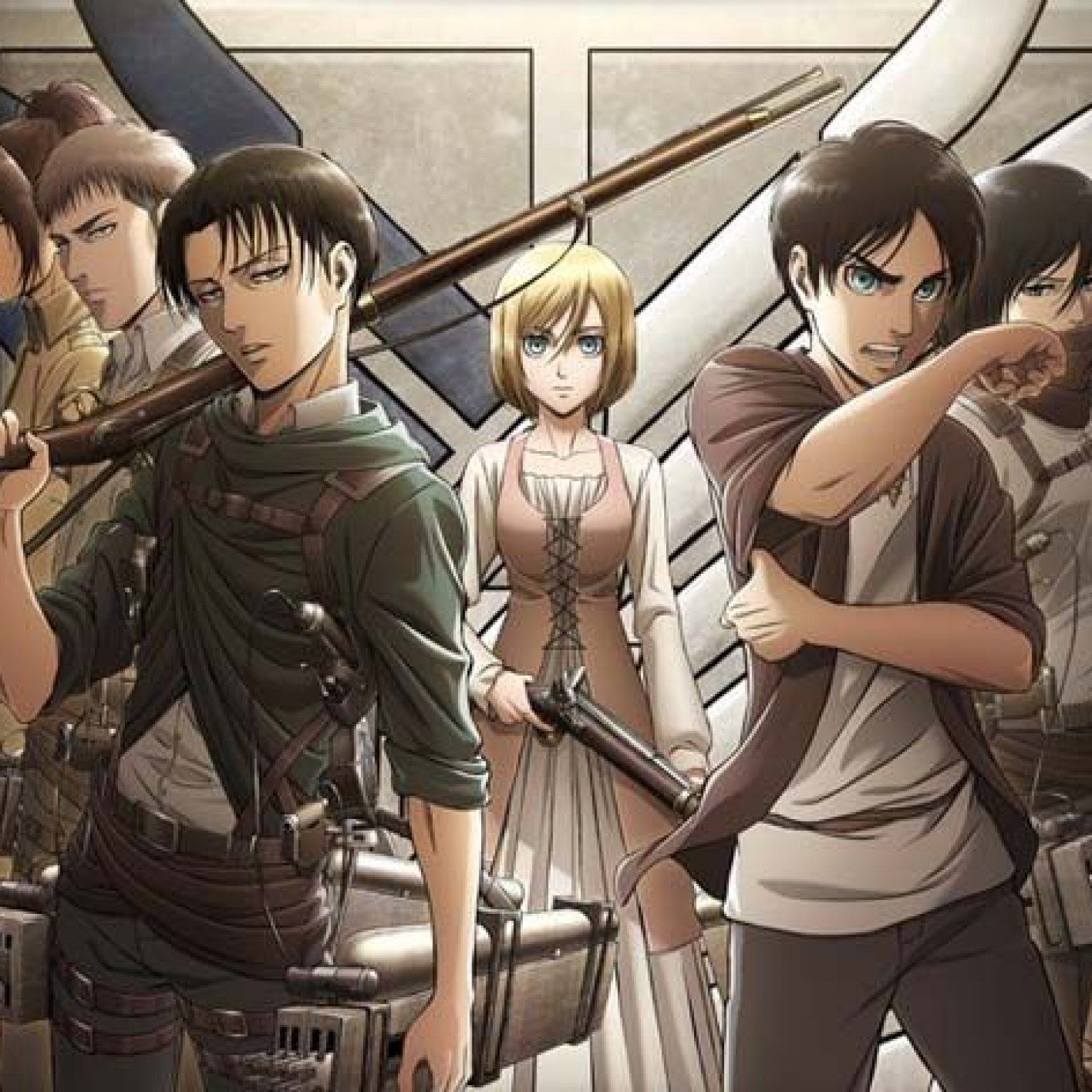 Attack on Titan' Season 4 Is Series Last; Will Release in Fall 2020