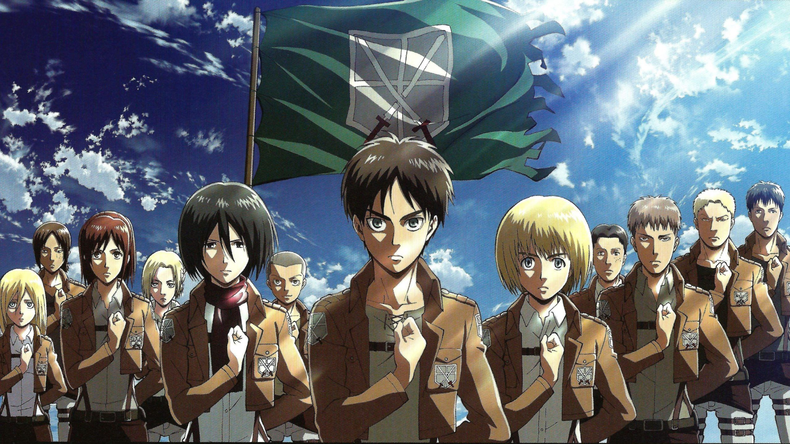 Attack On Titan Season 4: When is Eren, Mikasa & Armin Returning