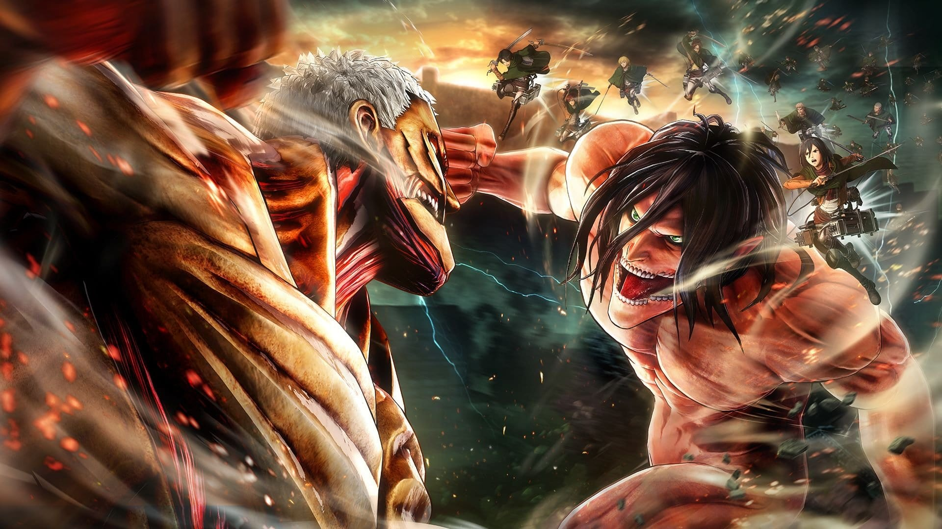 Attack on Titan Season 4 Episode 2 Release Date, Online Stream