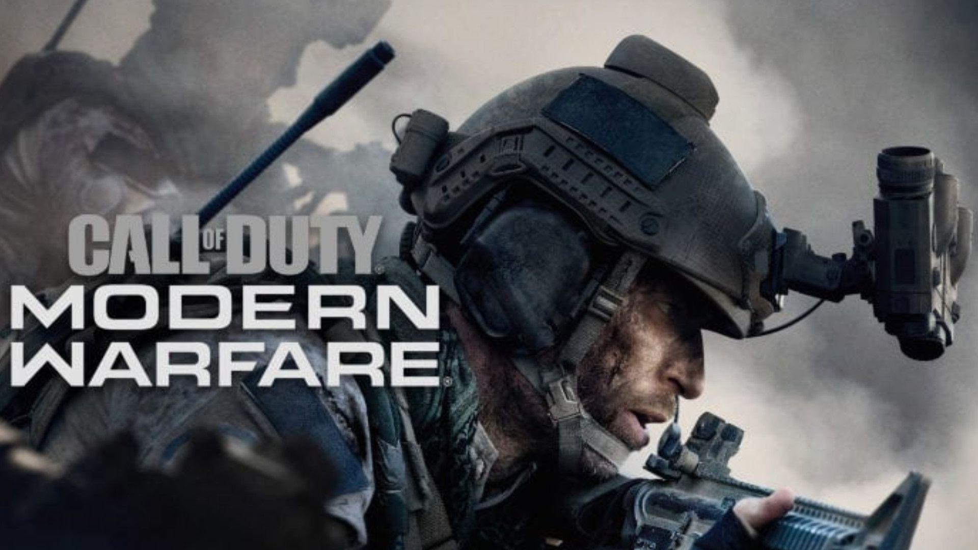 Call Of Duty Modern Warfare HD Wallpapers - Wallpaper Cave