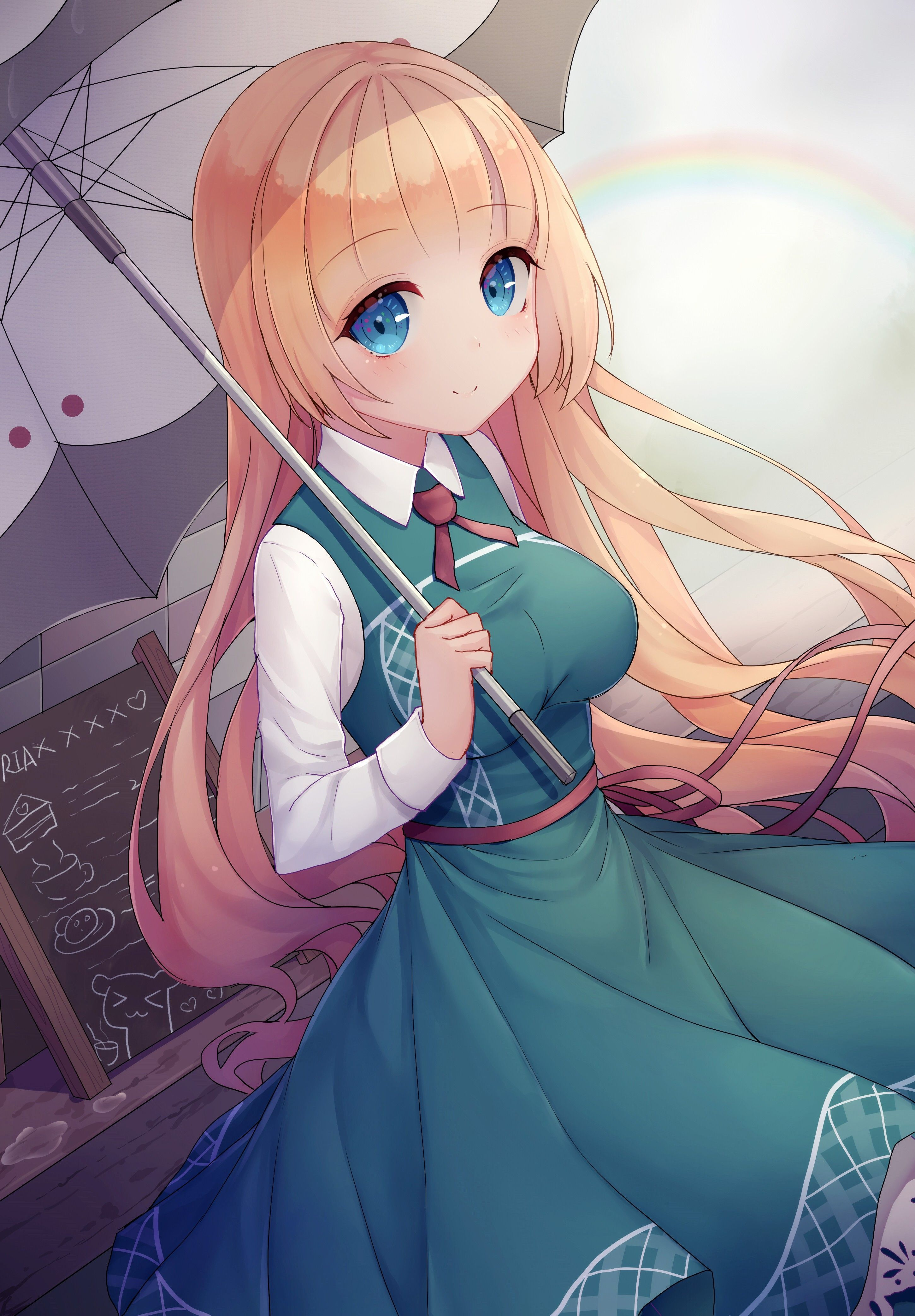 Anime Blonde